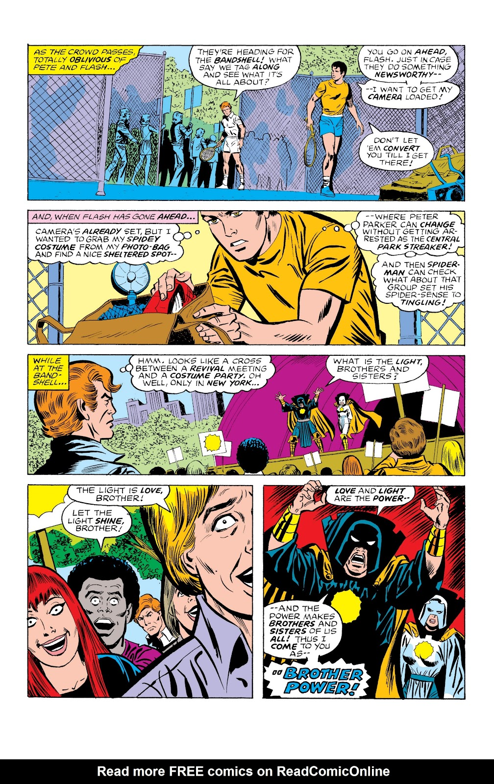 Read online Marvel Masterworks: The Spectacular Spider-Man comic -  Issue # TPB (Part 2) - 96