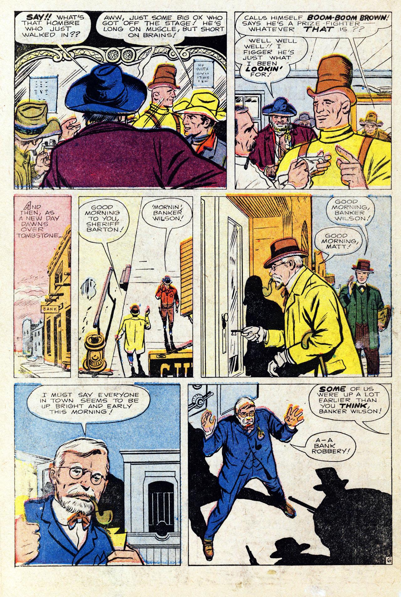 Read online Two-Gun Kid comic -  Issue #64 - 10