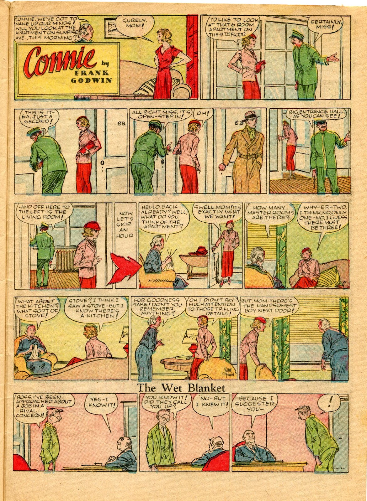 Read online Famous Funnies comic -  Issue #49 - 57