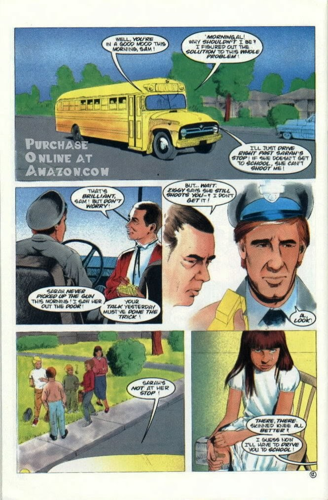 Read online Quantum Leap comic -  Issue #7 - 28