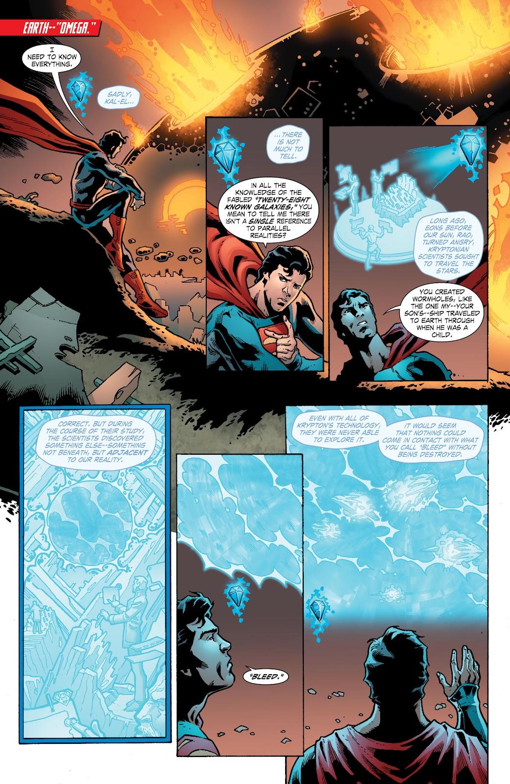 Read online Smallville Season 11 [II] comic -  Issue # TPB 8 - 113