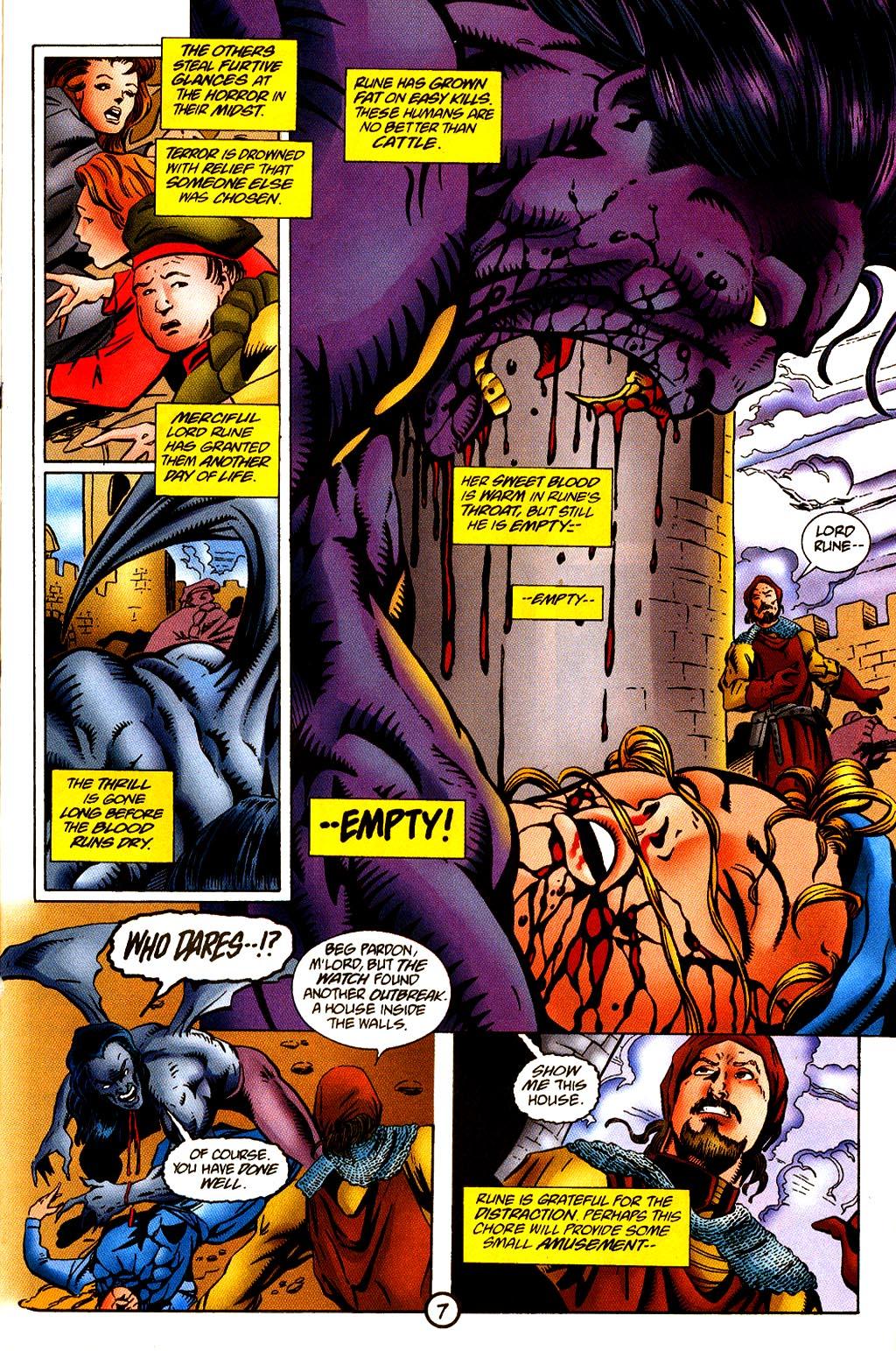 Read online Rune (1995) comic -  Issue #4 - 8