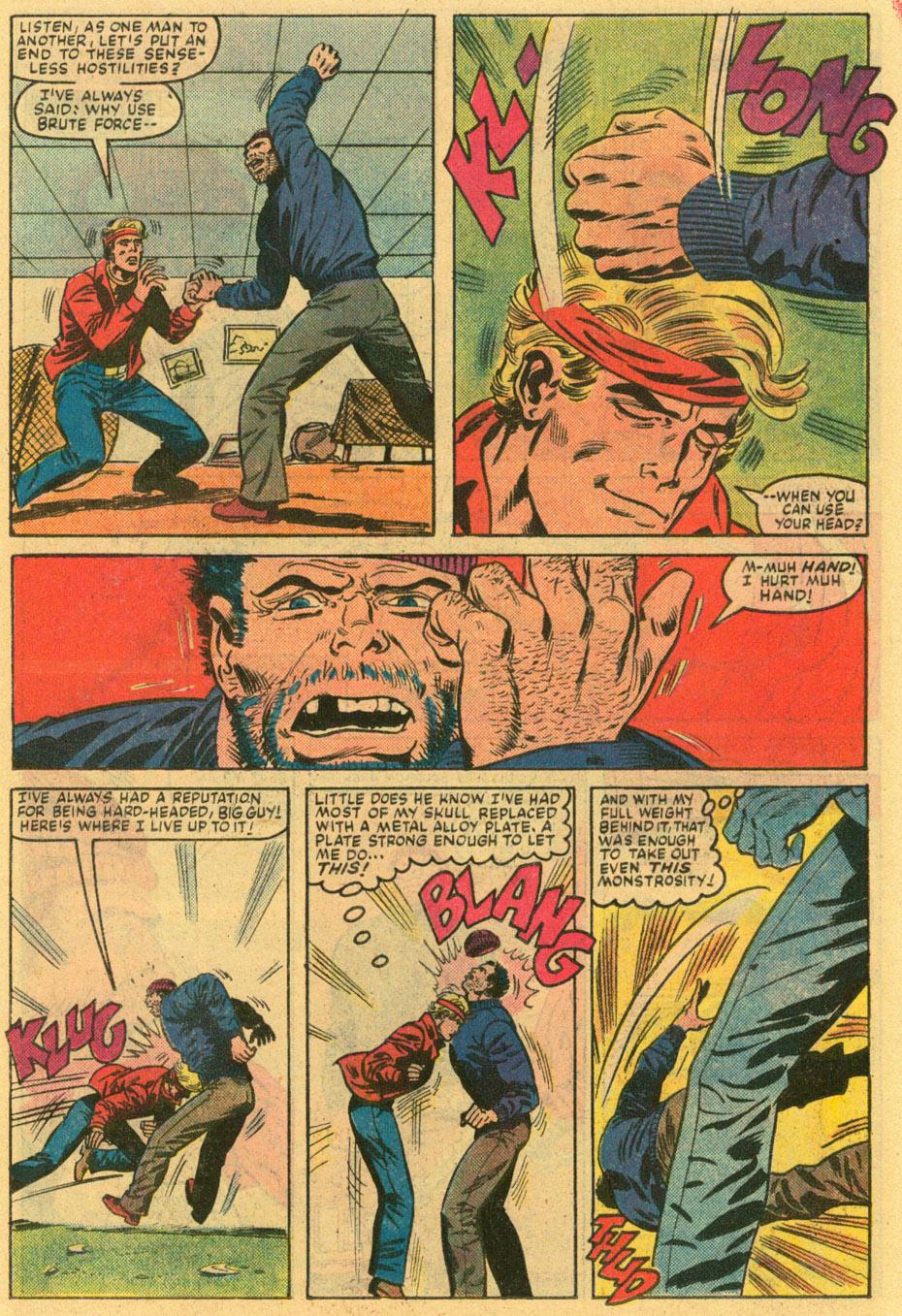 Read online U.S. 1 comic -  Issue #2 - 7