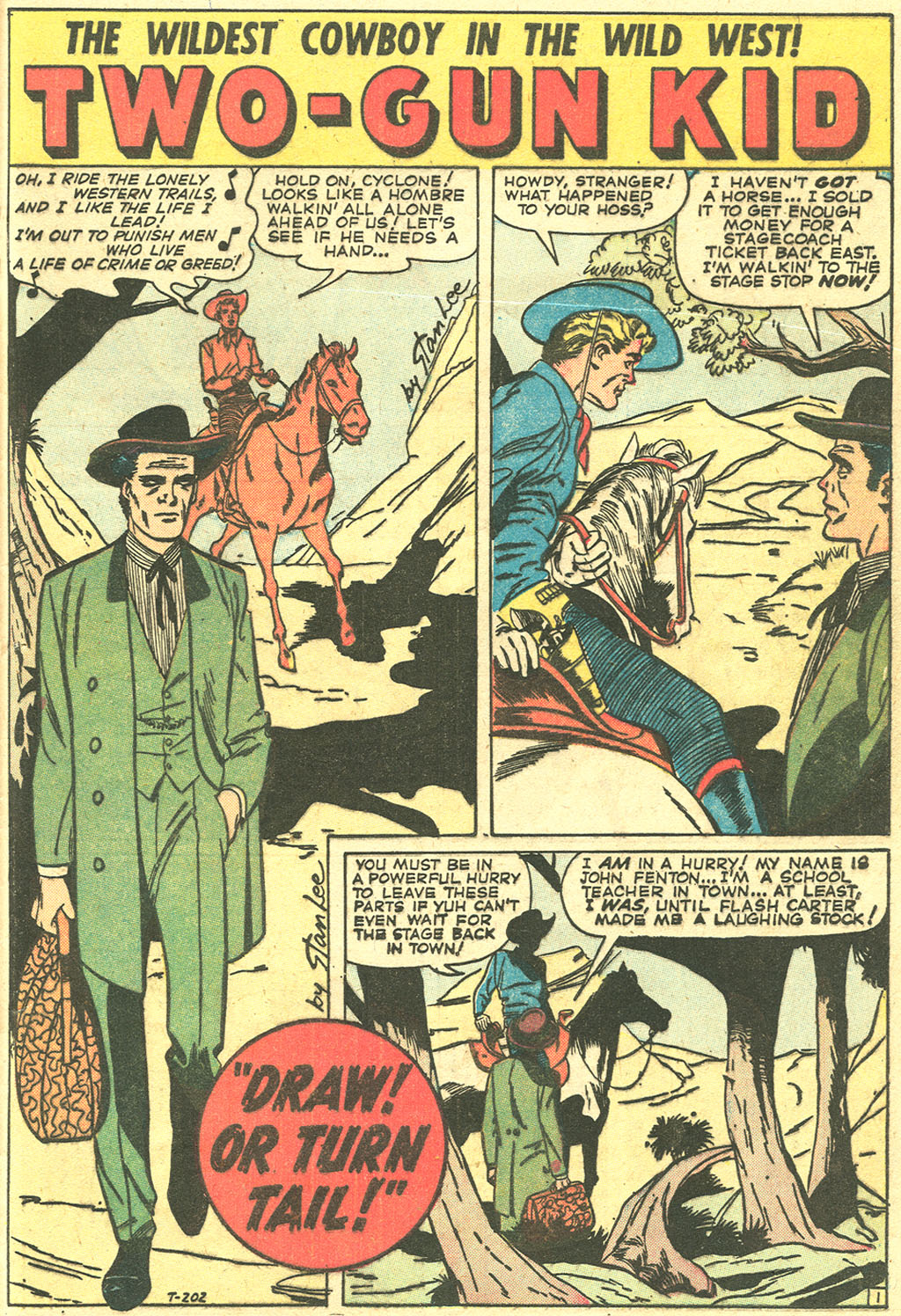 Read online Two-Gun Kid comic -  Issue #47 - 29