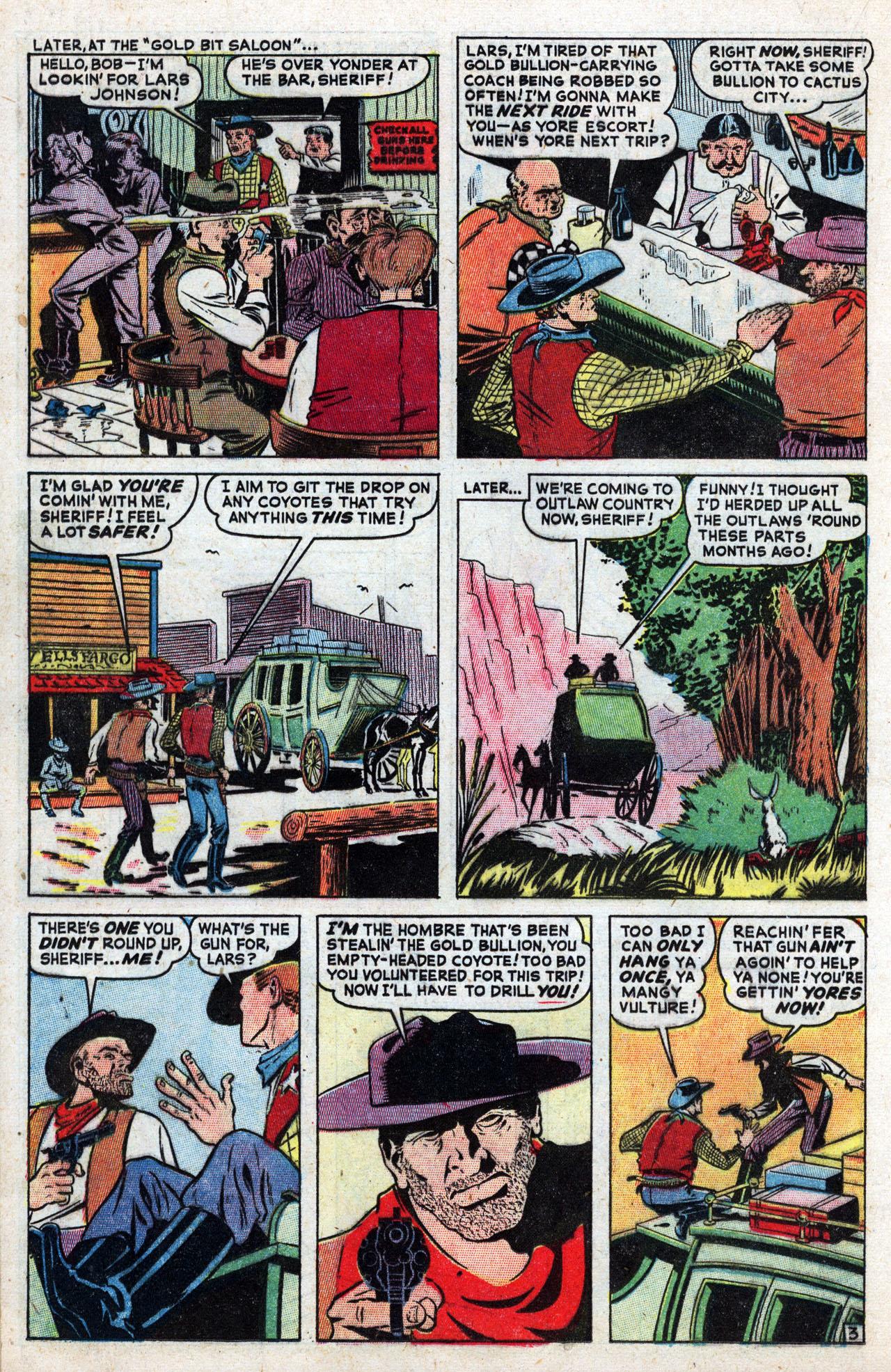 Read online Two-Gun Kid comic -  Issue #3 - 18