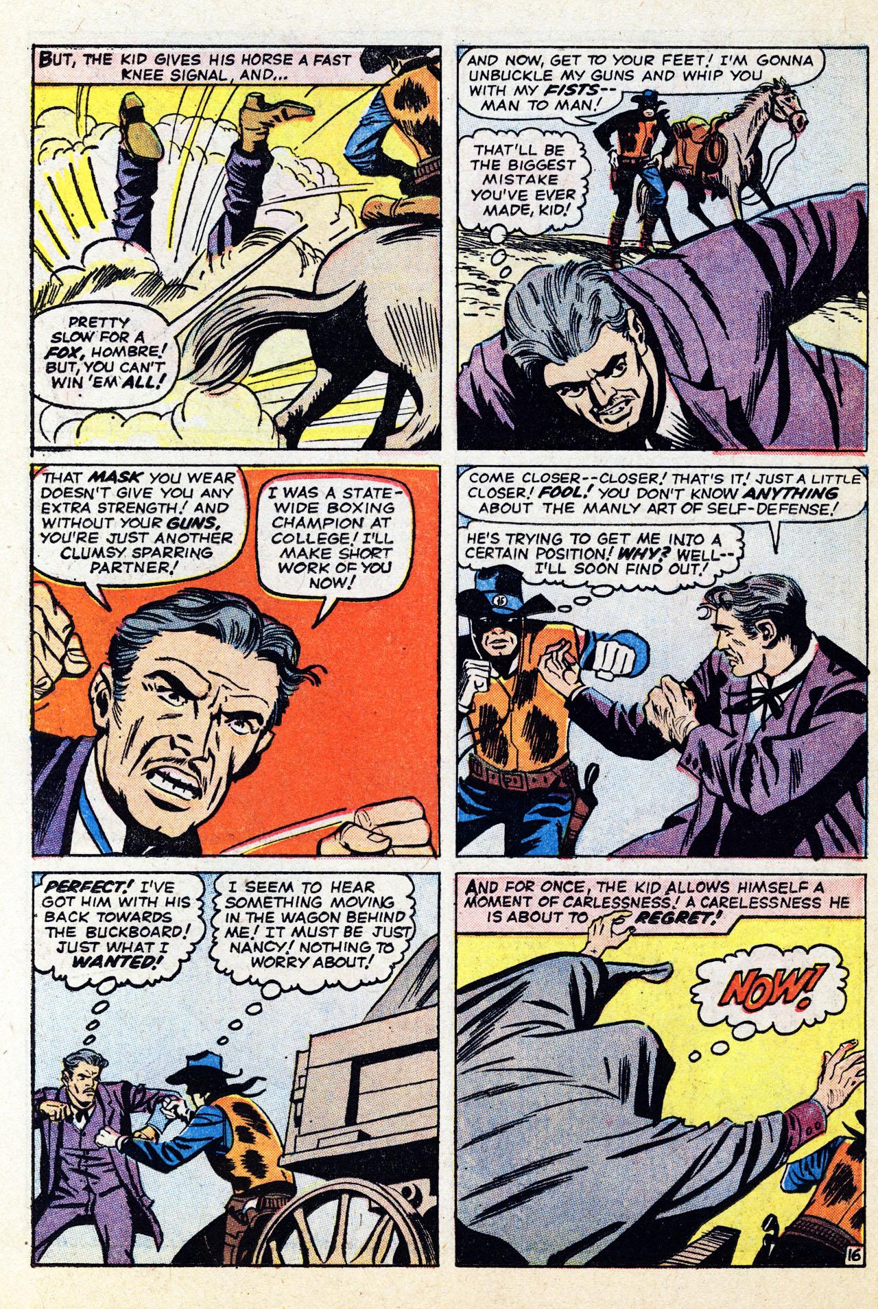 Read online Two-Gun Kid comic -  Issue #67 - 22