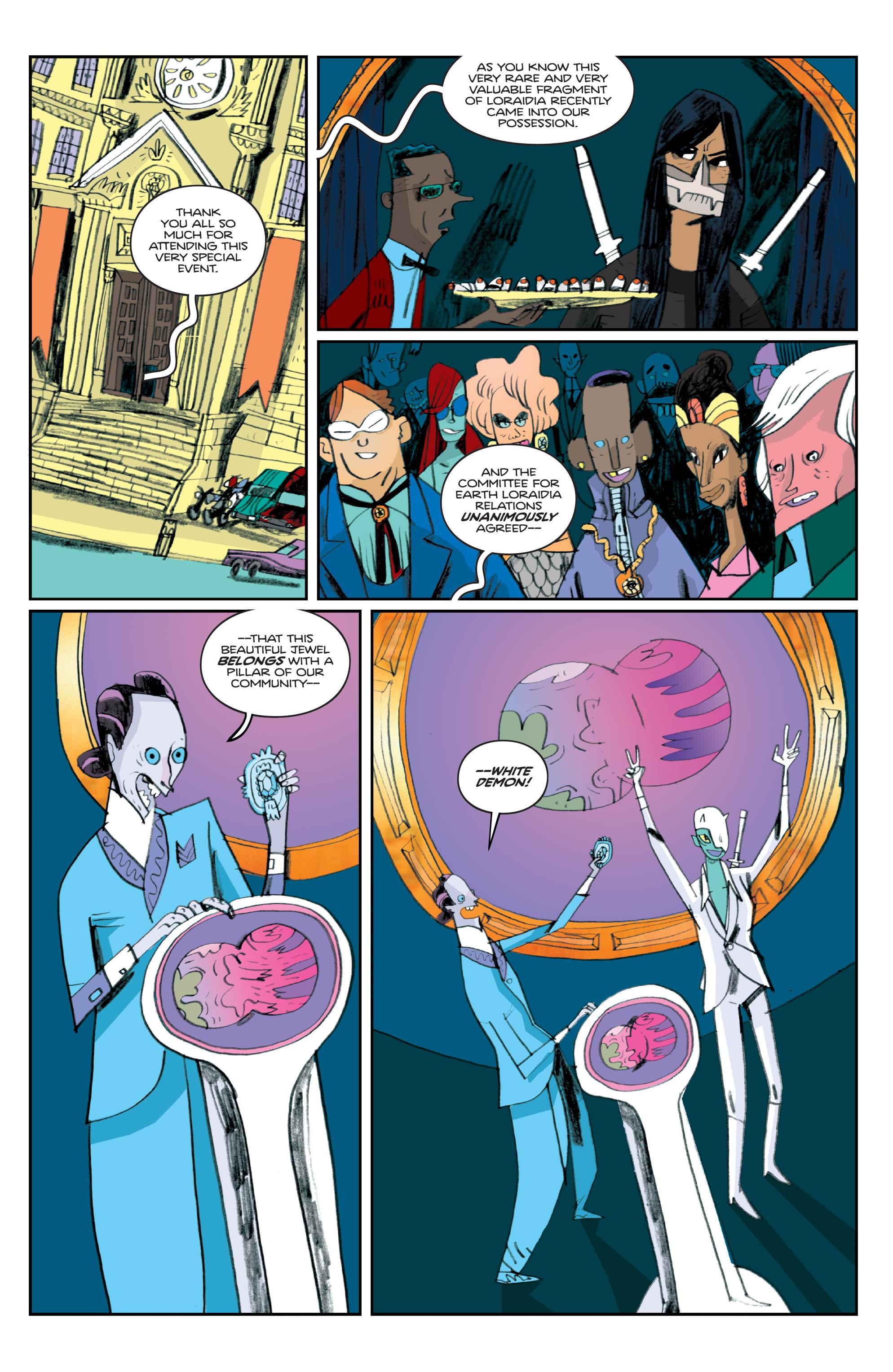 Read online Helena Crash comic -  Issue #4 - 12