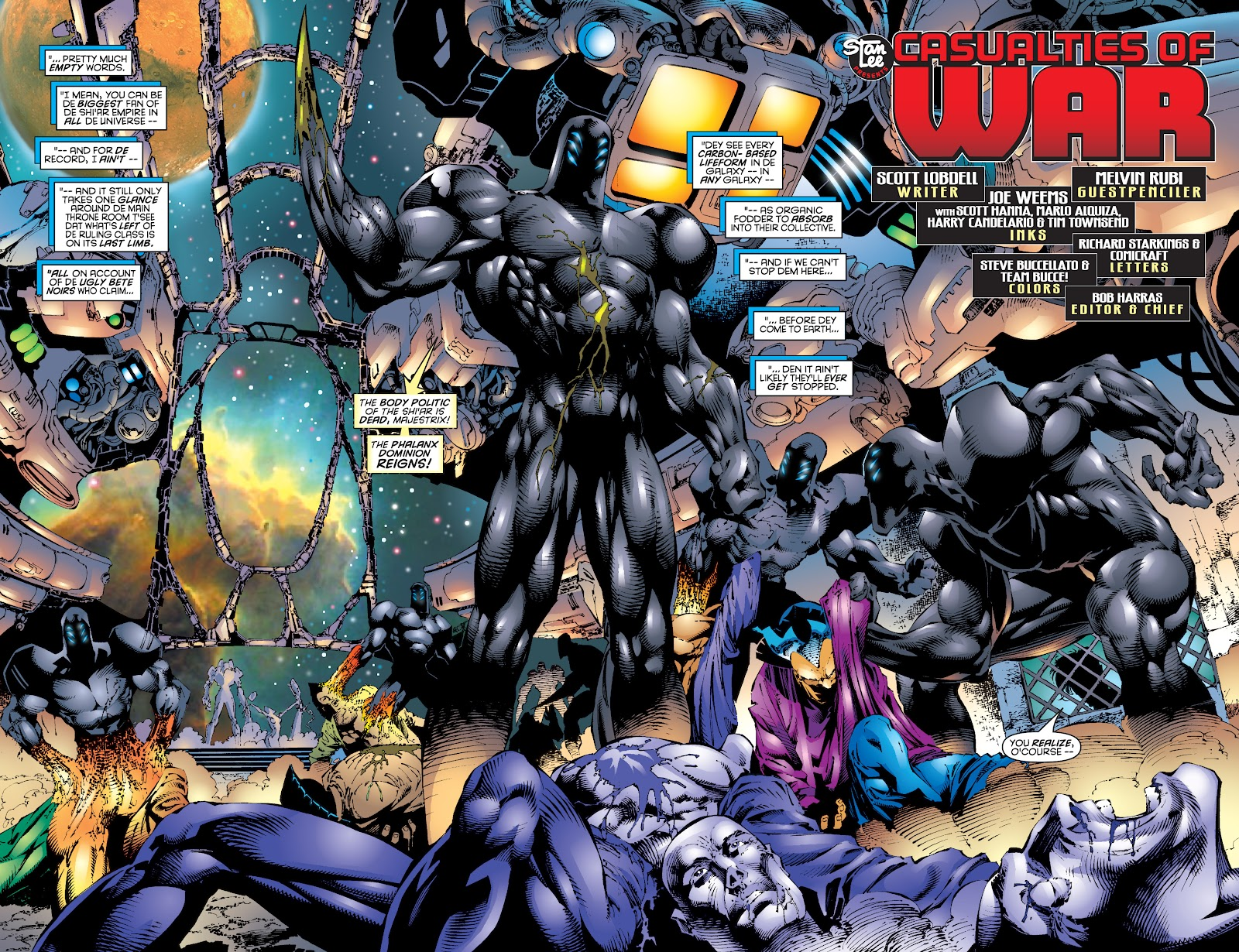 Uncanny X-Men (1963) issue 344 - Page 3
