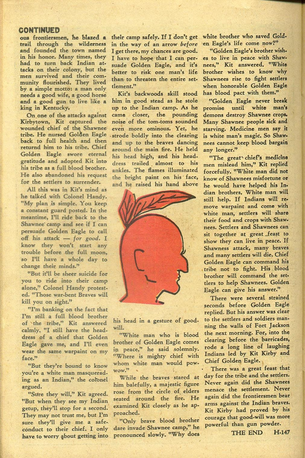 Gunsmoke Western issue 58 - Page 26