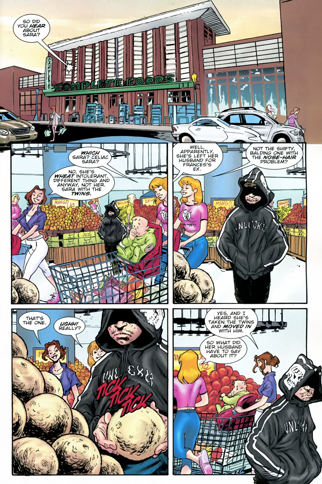 Read online The Exterminators comic -  Issue #27 - 2