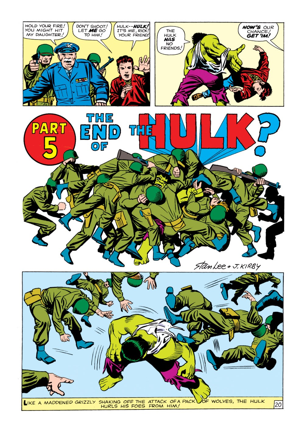 Read online Marvel Masterworks: The Incredible Hulk comic -  Issue # TPB 1 (Part 1) - 48