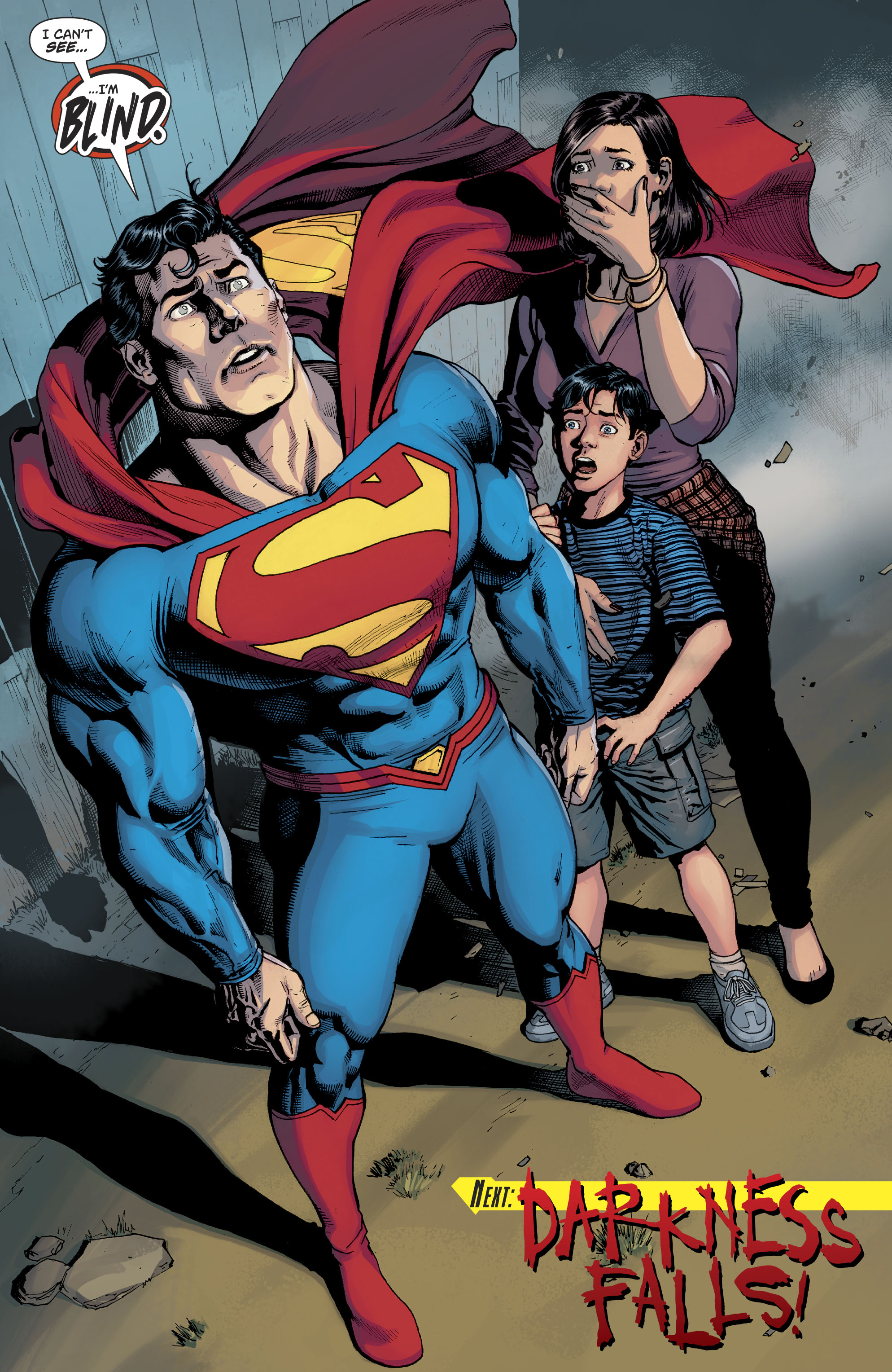 Read online Action Comics (2016) comic -  Issue #981 - 22