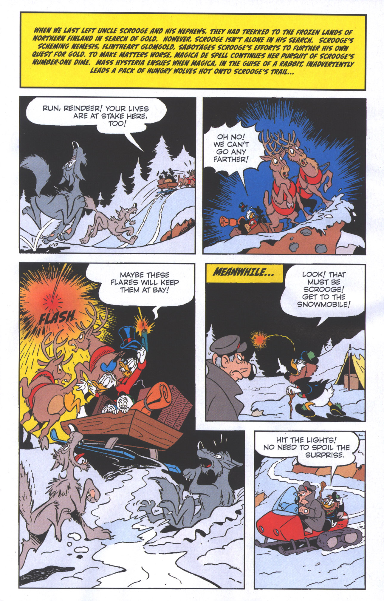 Read online Uncle Scrooge (1953) comic -  Issue #387 - 4