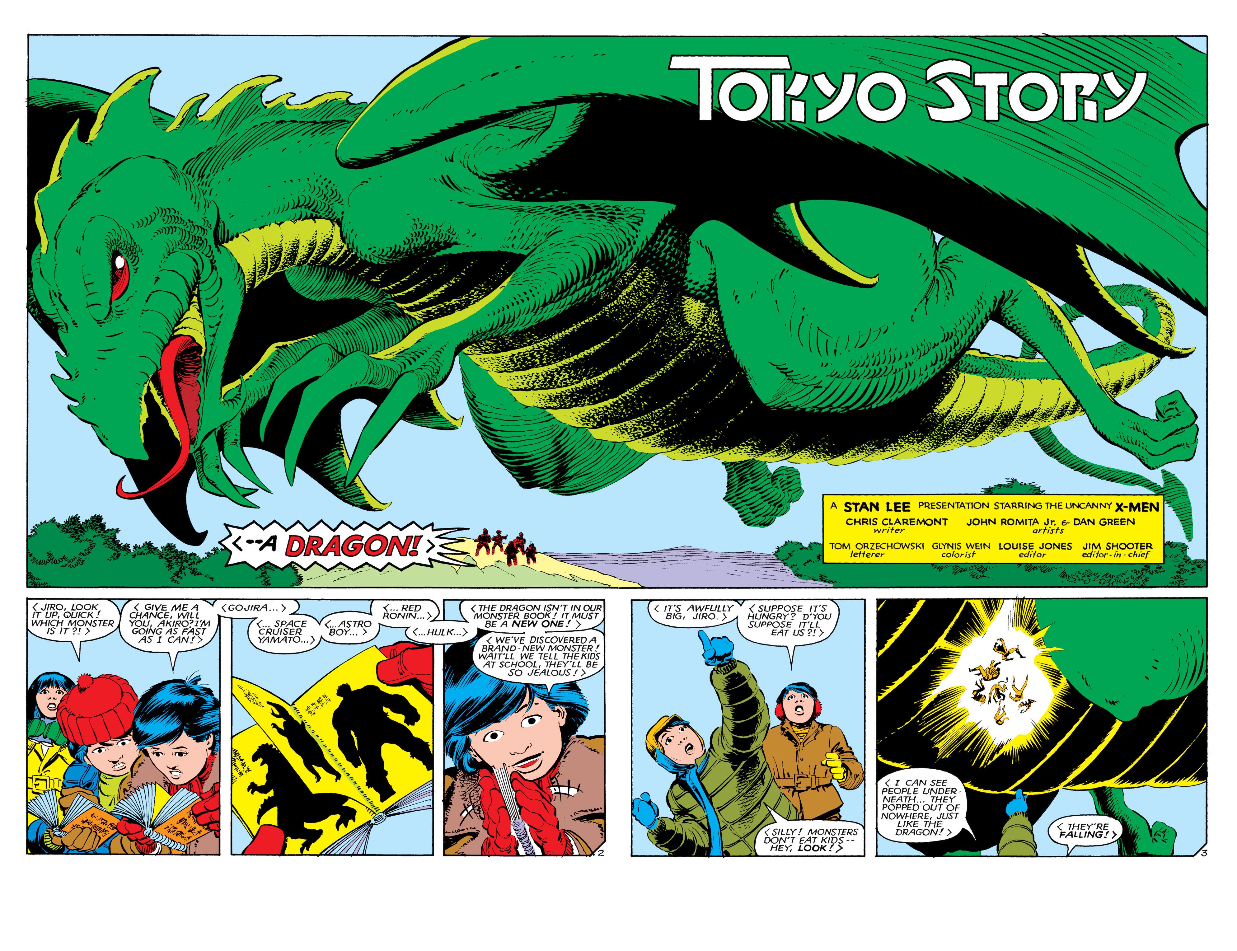 Read online Uncanny X-Men (1963) comic -  Issue #181 - 3
