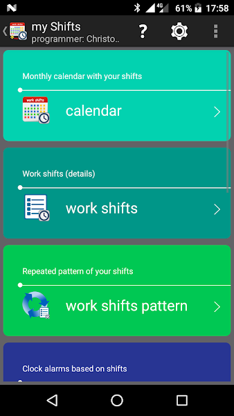 my-work-shifts-pro-screenshot-1