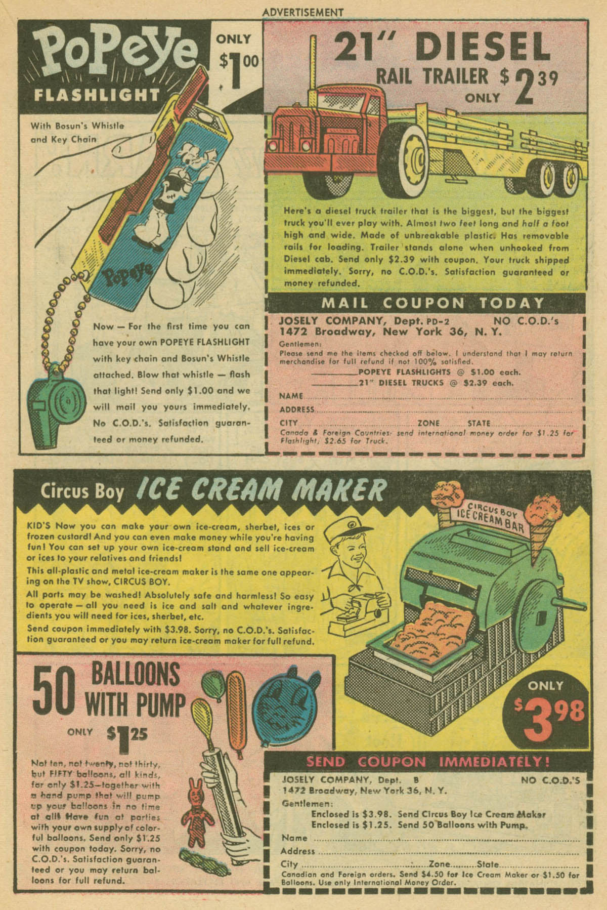 Read online Adventure Comics (1938) comic -  Issue #239 - 15