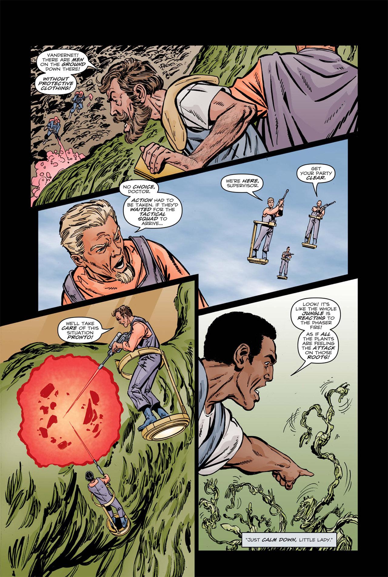 Read online Star Trek: Leonard McCoy, Frontier Doctor comic -  Issue #1 - 15