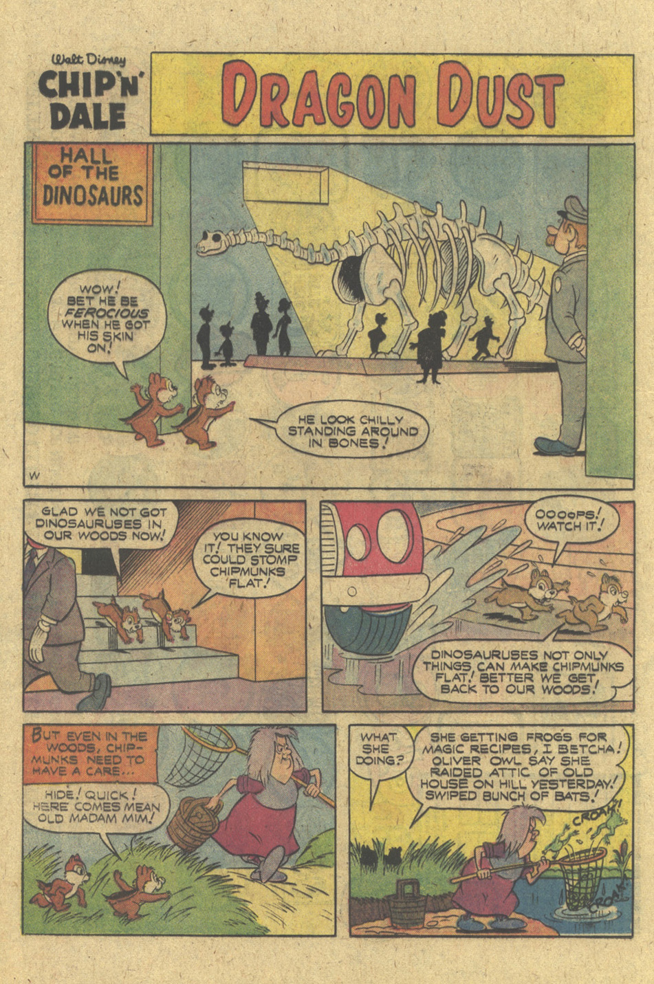 Walt Disney's Comics and Stories issue 430 - Page 18