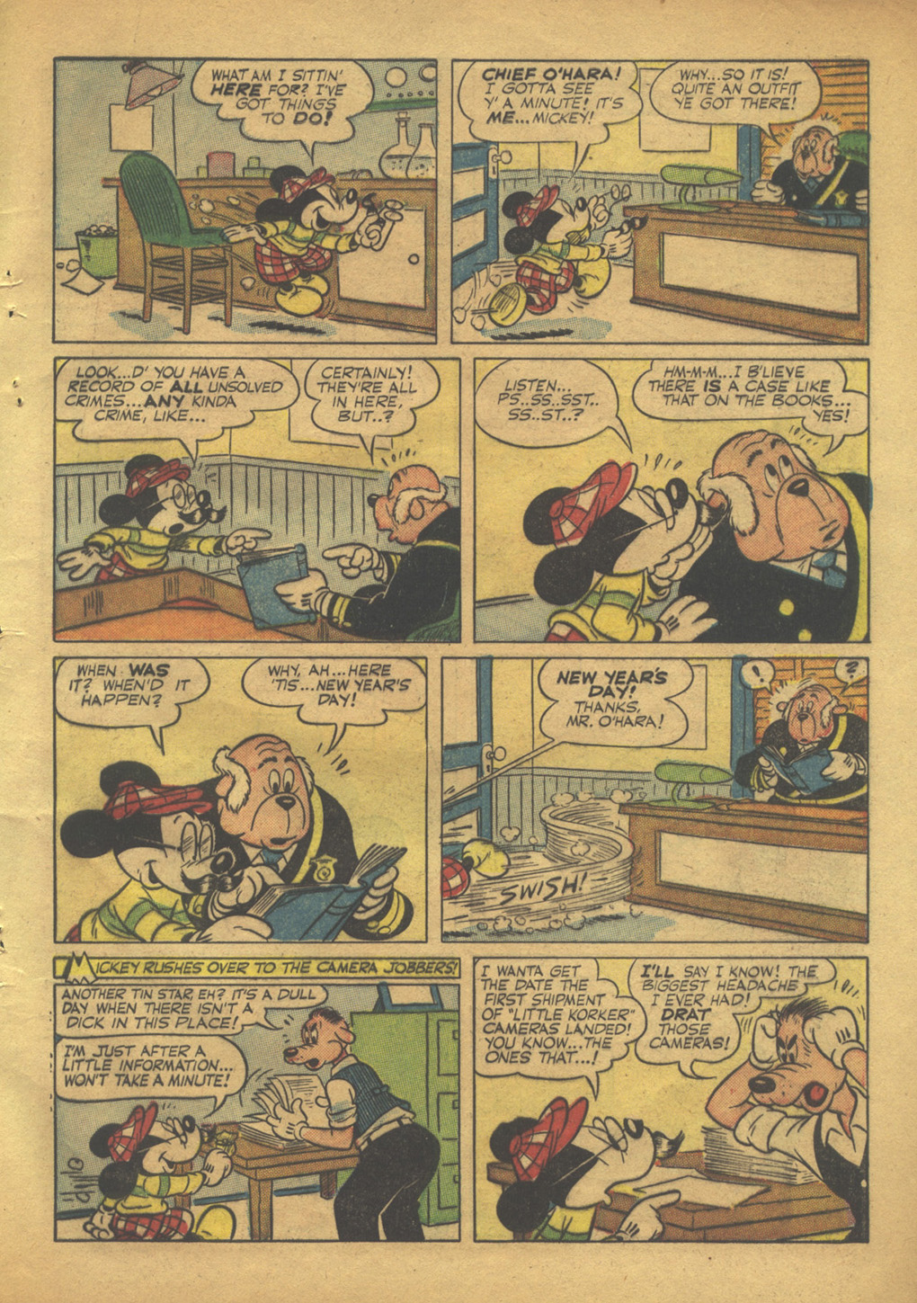 Walt Disney's Comics and Stories issue 103 - Page 49