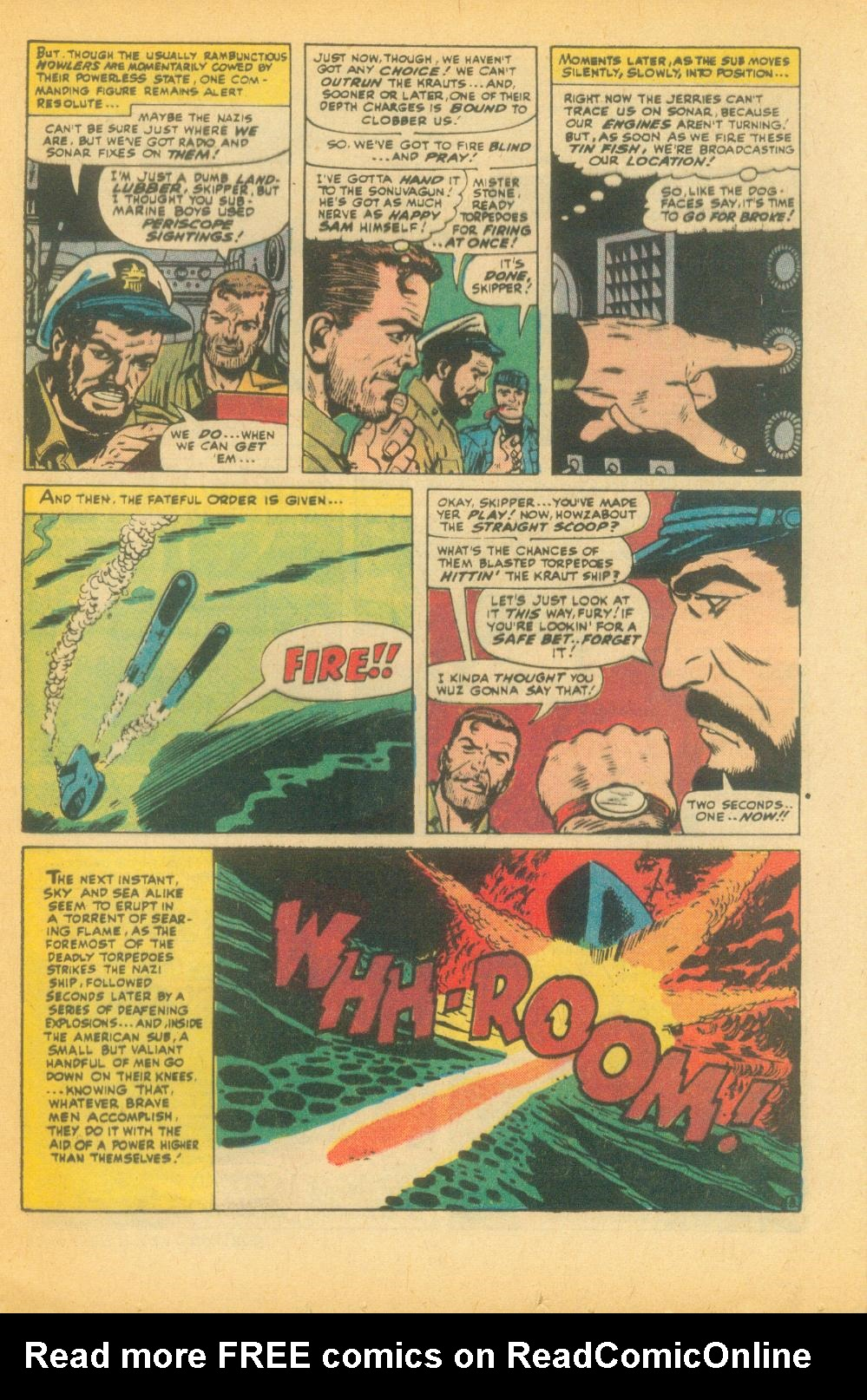 Read online Sgt. Fury comic -  Issue #99 - 13