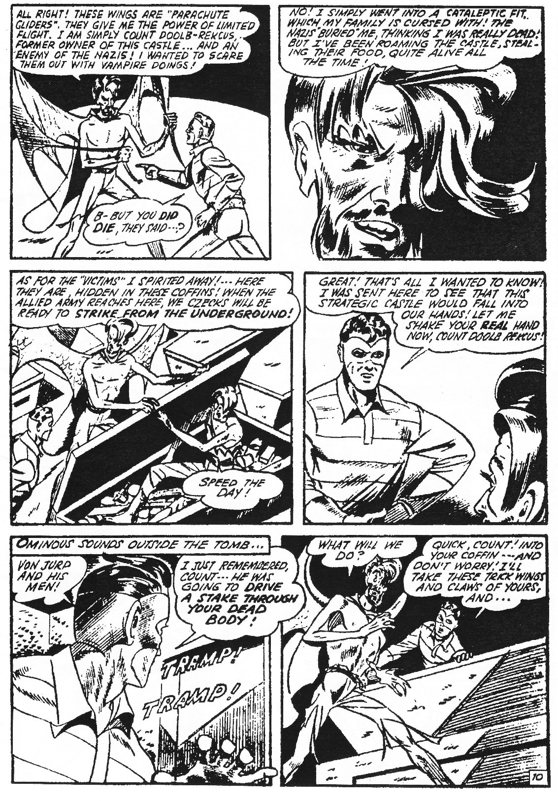Read online Men of Mystery Comics comic -  Issue #77 - 13