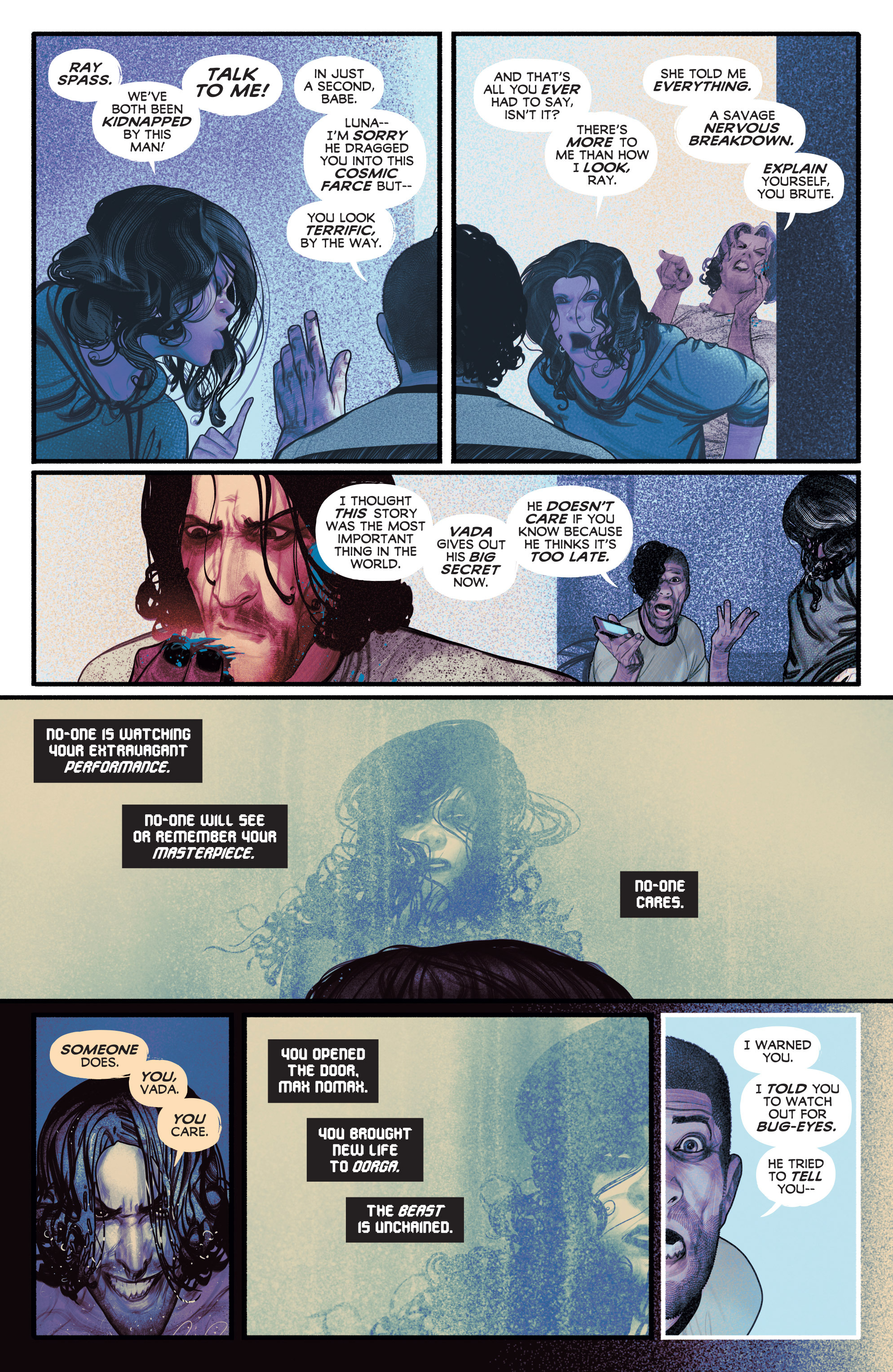 Read online Annihilator comic -  Issue #4 - 29