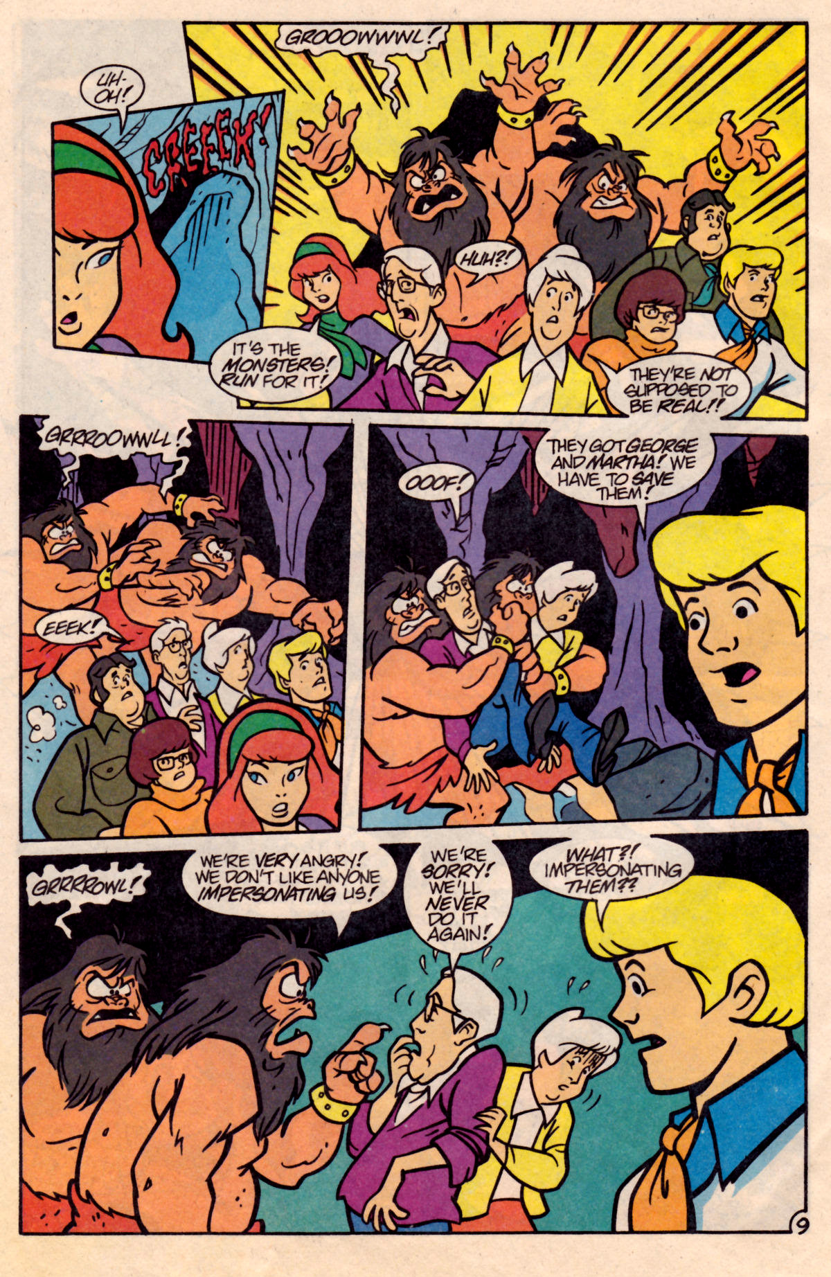 Read online Scooby-Doo (1995) comic -  Issue #18 - 26