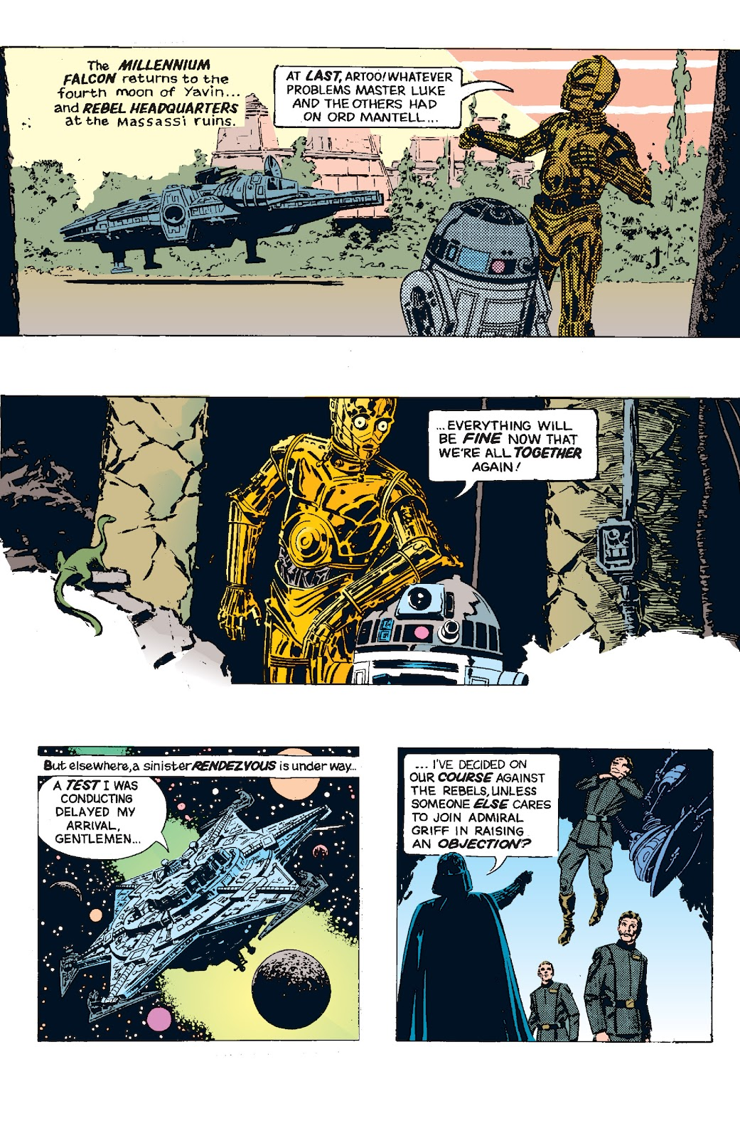 Read online Star Wars Legends: The Newspaper Strips - Epic Collection comic -  Issue # TPB (Part 5) - 26