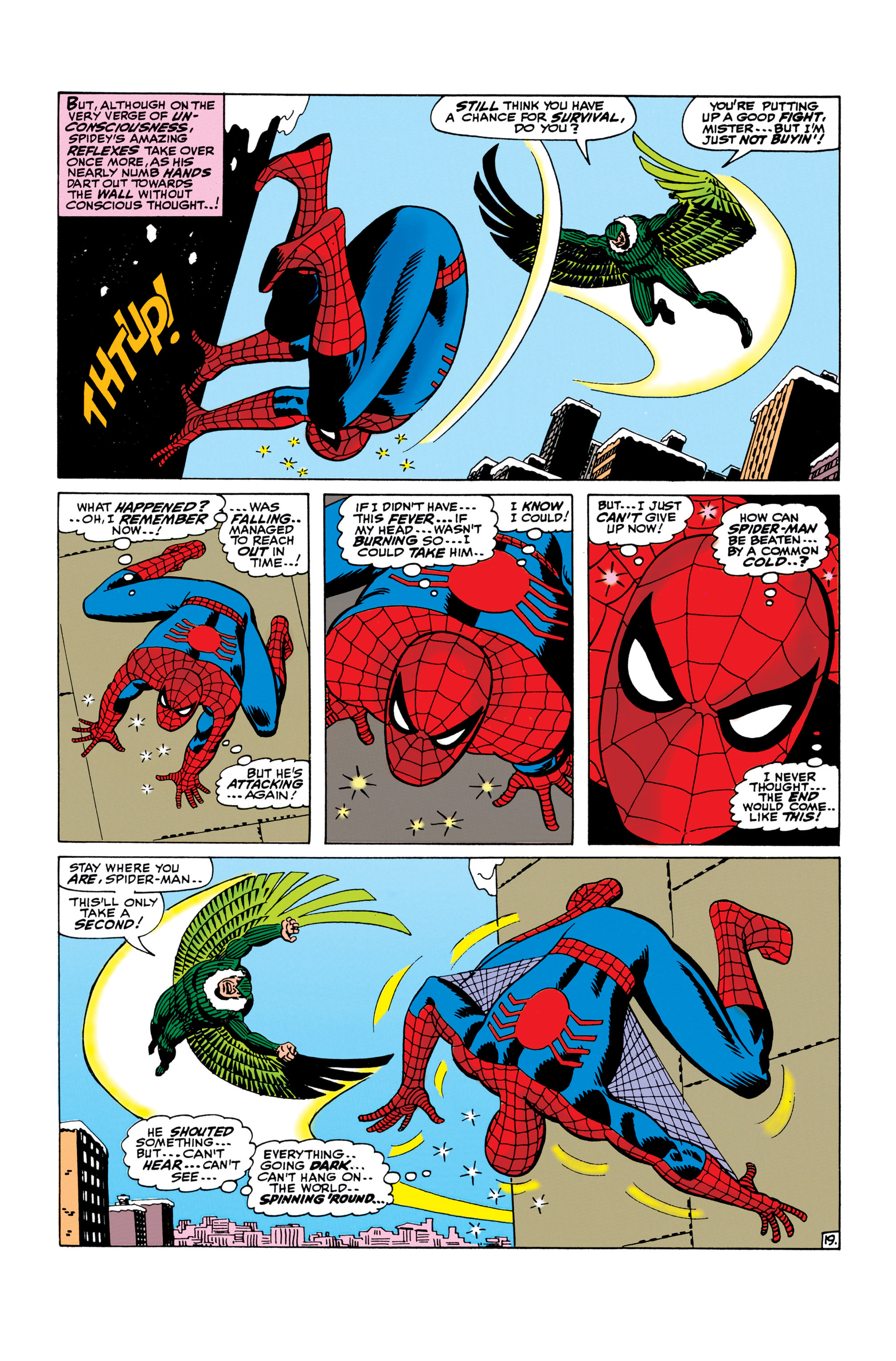 The Amazing Spider-Man (1963) 48 Page 19