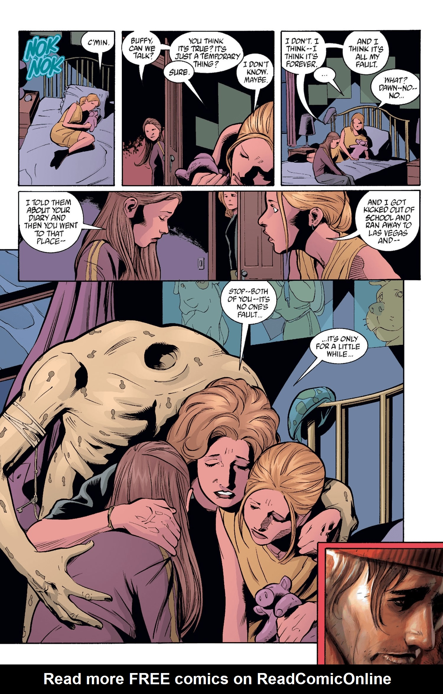 Read online Buffy the Vampire Slayer: Omnibus comic -  Issue # TPB 2 - 45