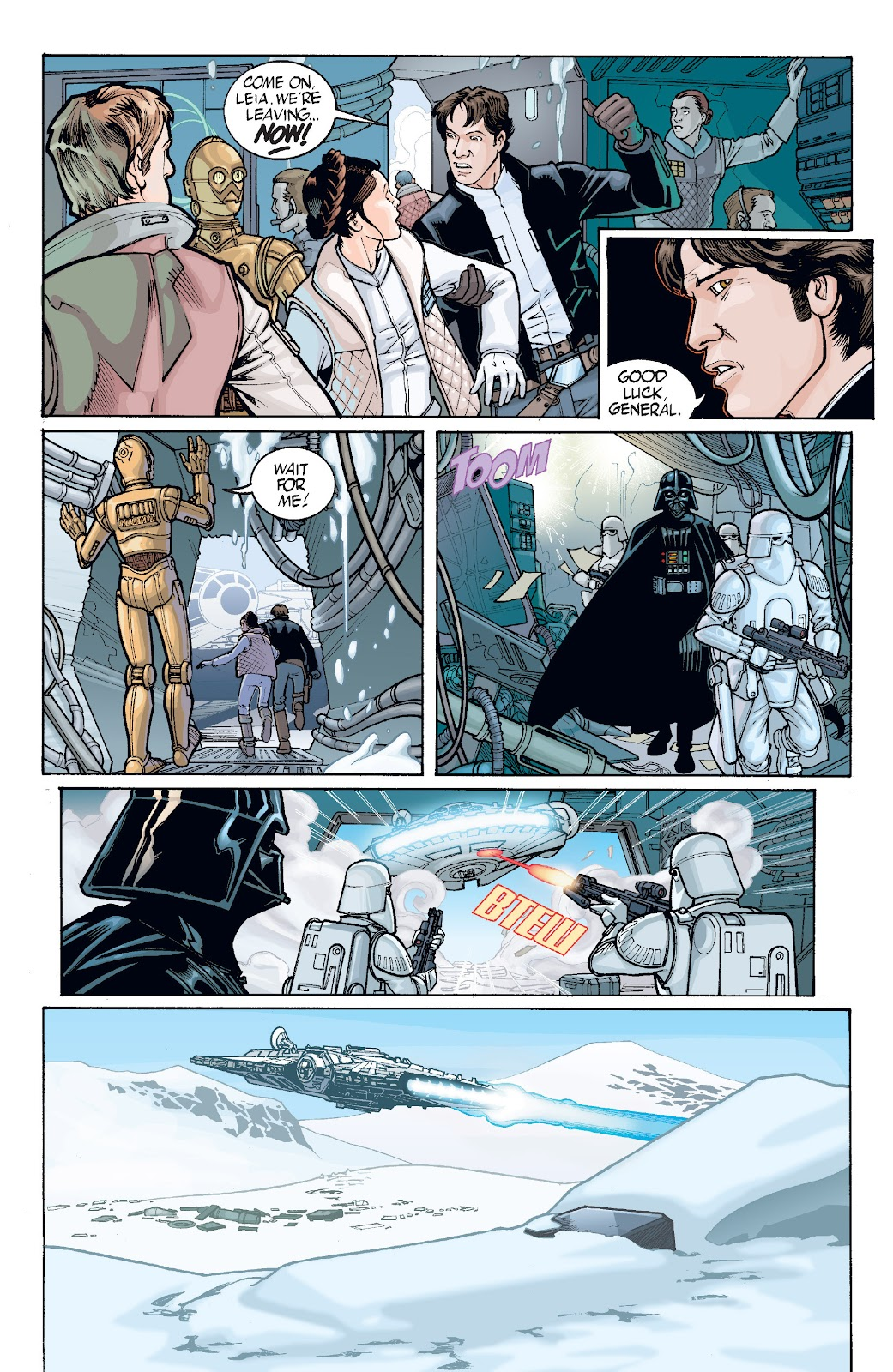 Read online Star Wars Legends: Infinities - Epic Collection comic -  Issue # TPB (Part 2) - 16