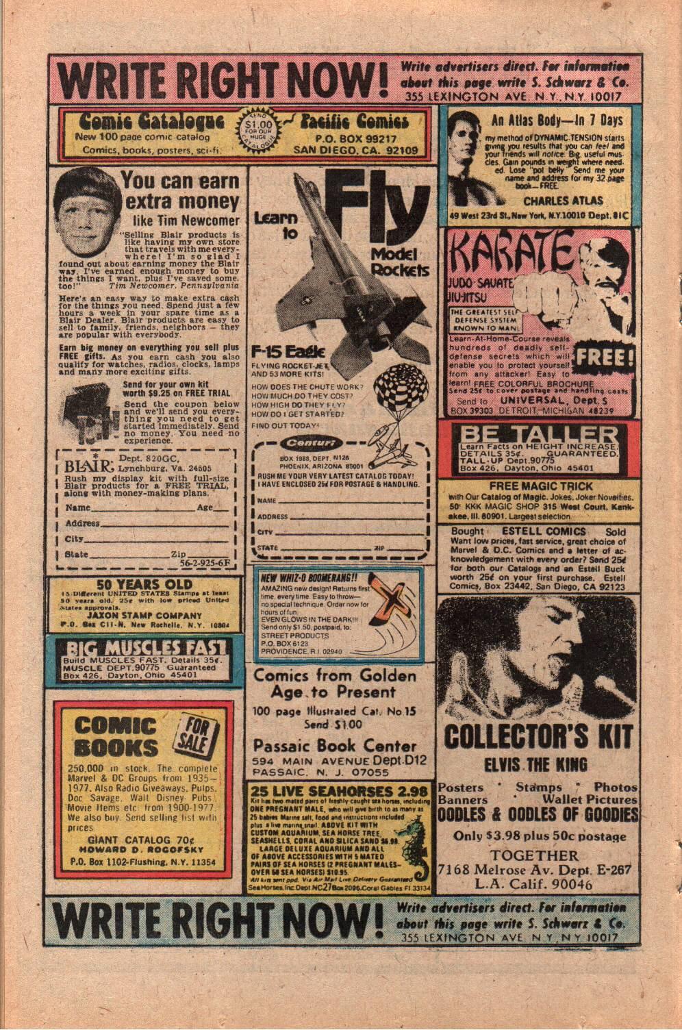 Read online Shazam! (1973) comic -  Issue #28 - 18