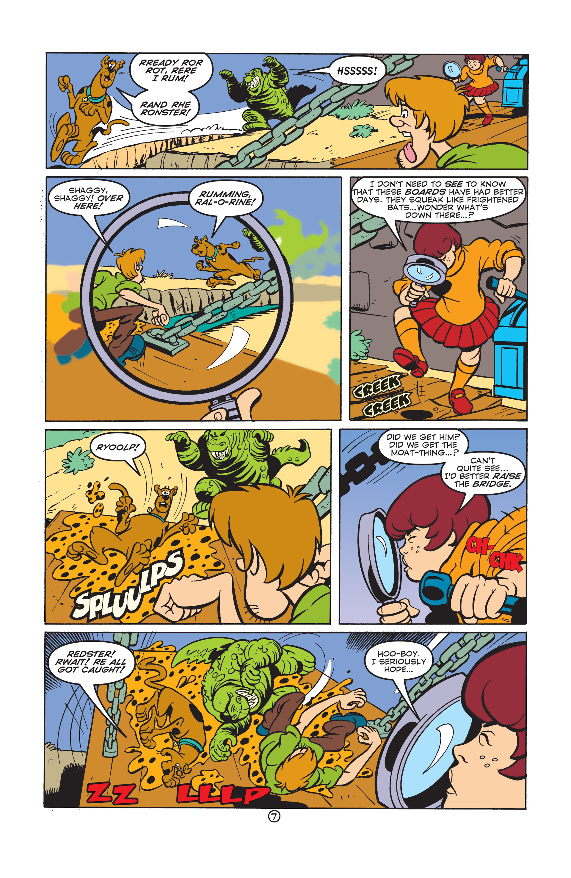 Read online Scooby-Doo (1997) comic -  Issue #48 - 18