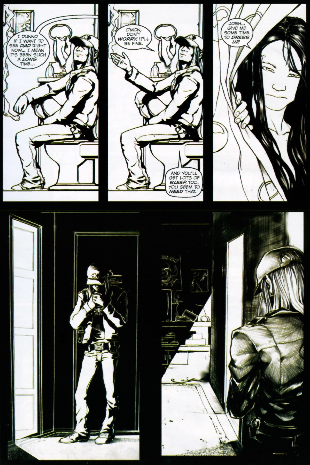 In Her Darkest Hour Full Page 15