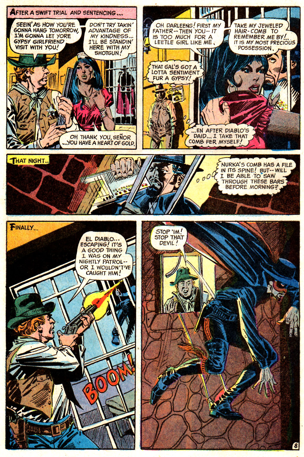 Read online All-Star Western (1970) comic -  Issue #7 - 46