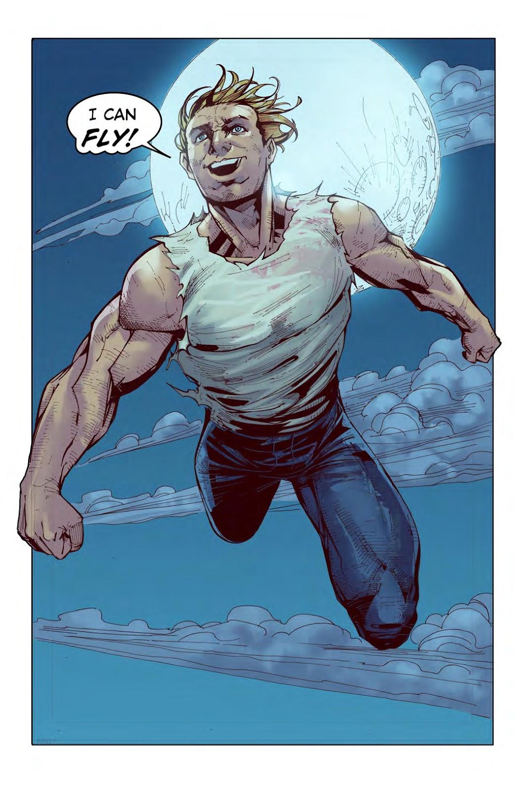 Read online American Dreams comic -  Issue #1 - 21