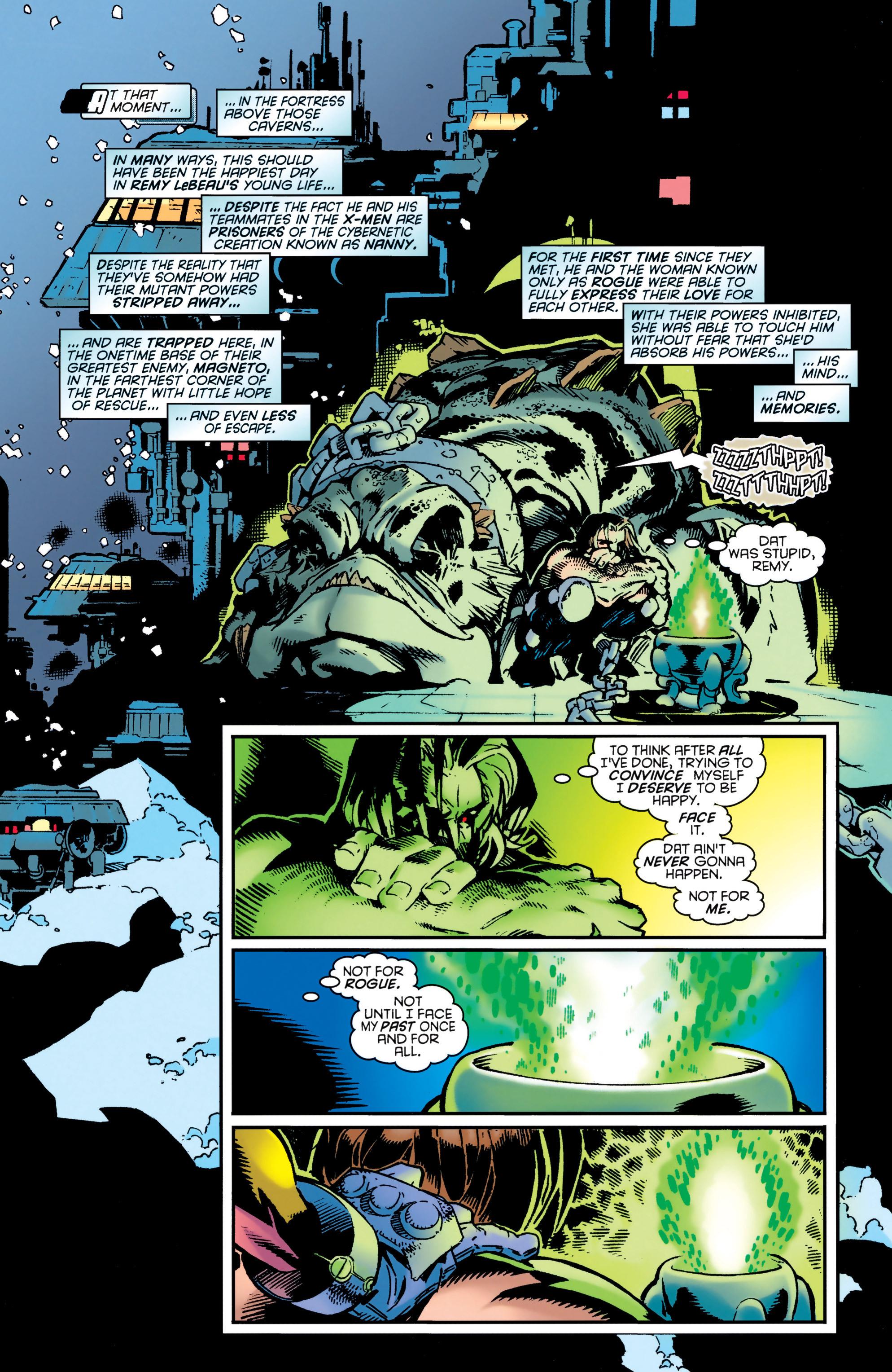 Read online Uncanny X-Men (1963) comic -  Issue #349 - 6