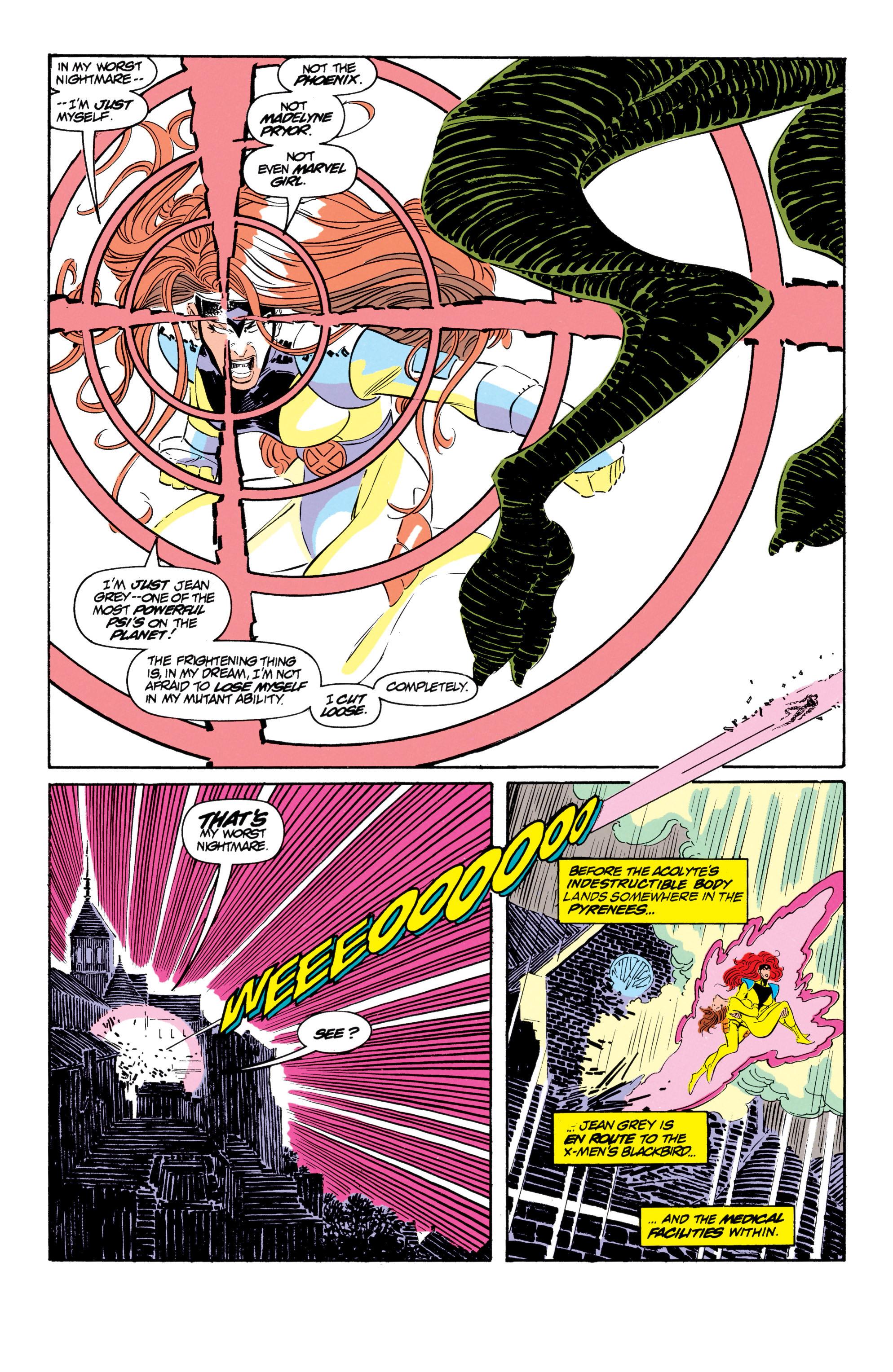 Read online Uncanny X-Men (1963) comic -  Issue #300 - 38