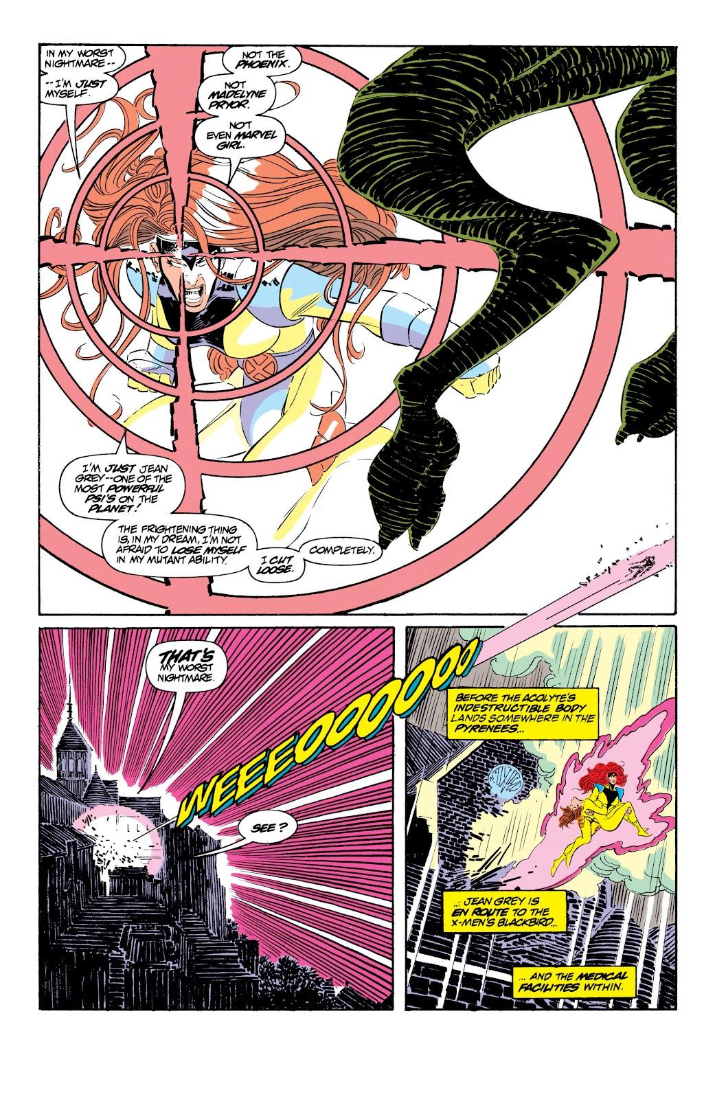 Uncanny X-Men (1963) issue 300 - Page 38
