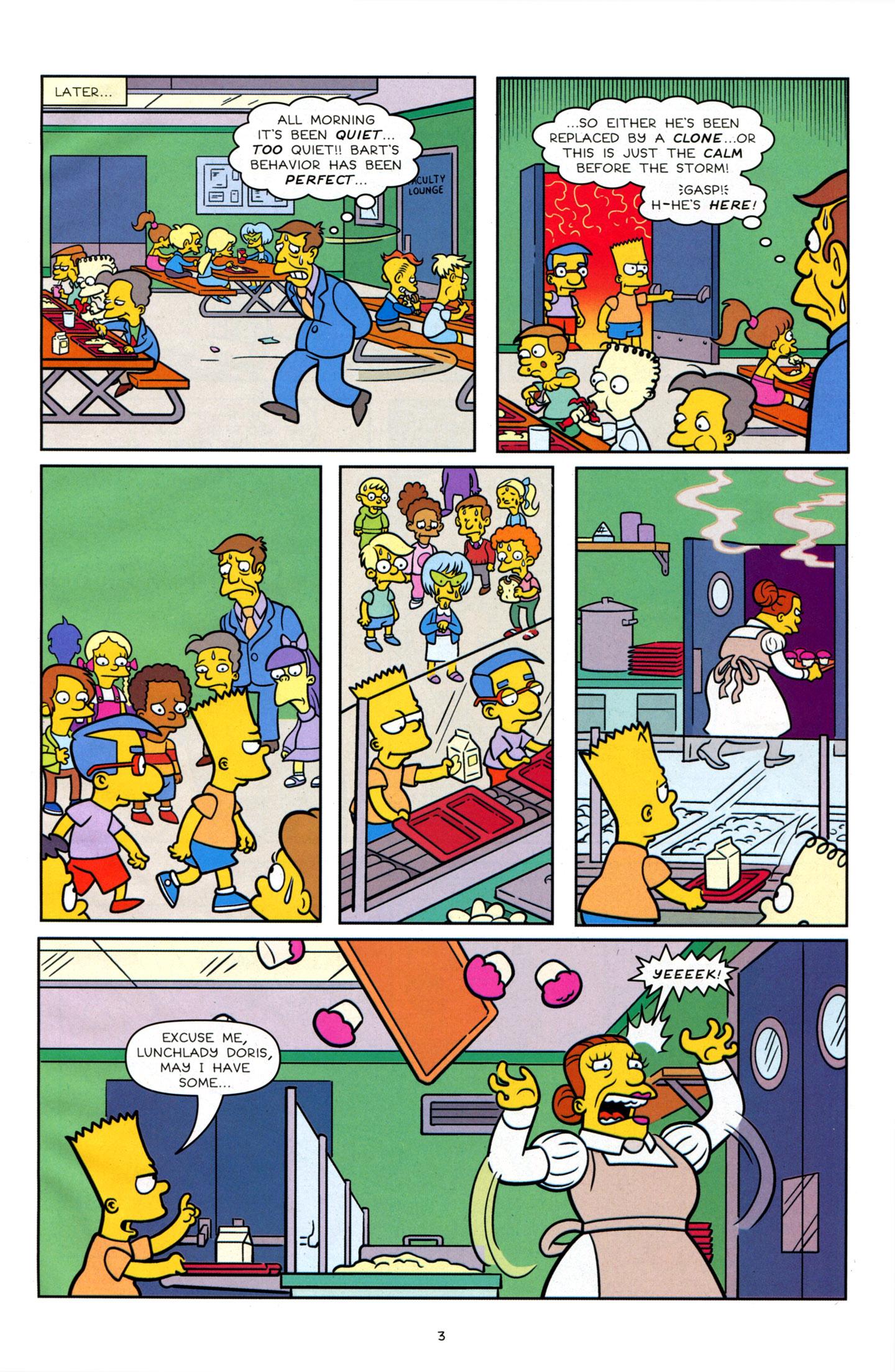 Read online Simpsons Comics Presents Bart Simpson comic -  Issue #64 - 5