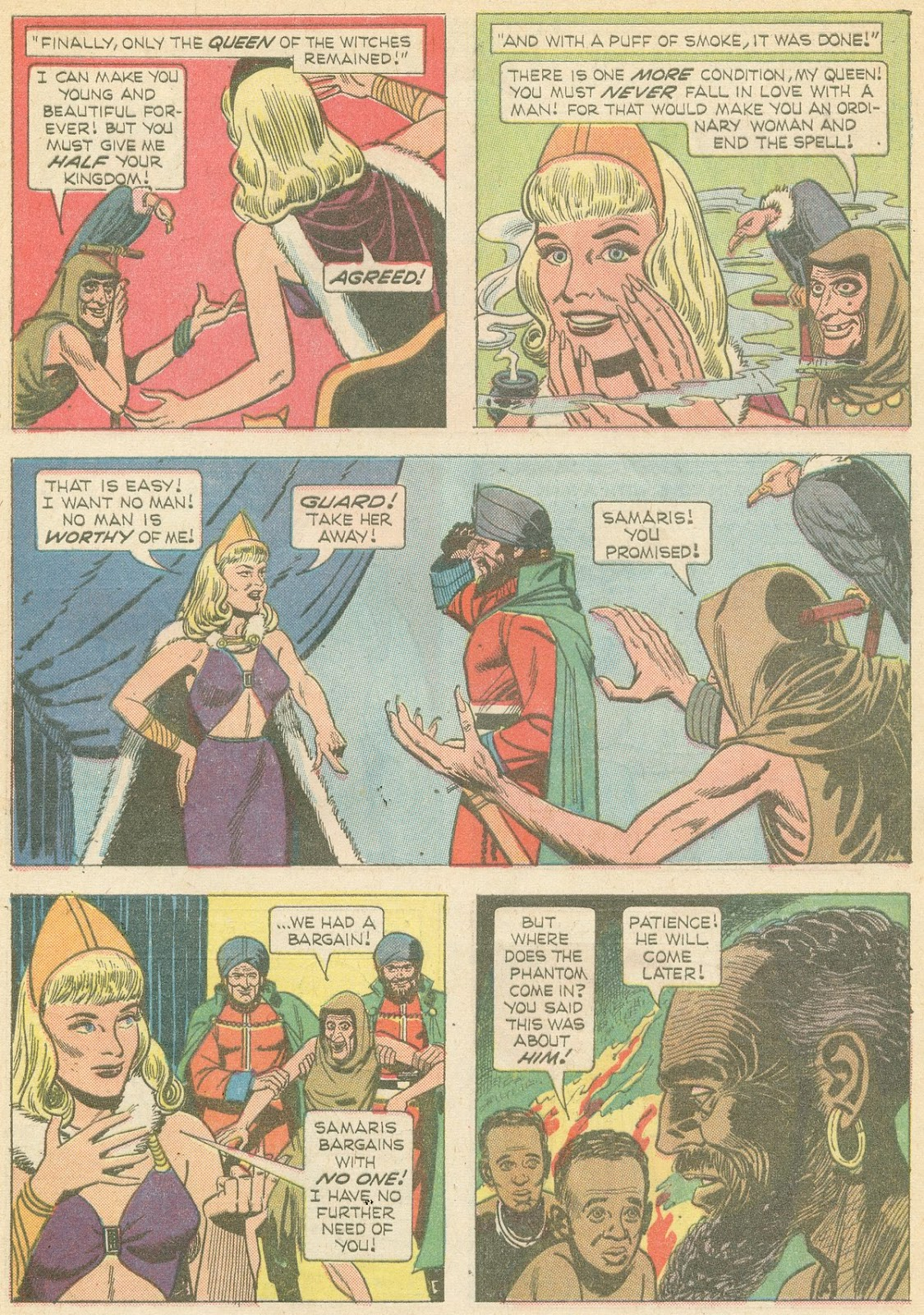 The Phantom (1962) issue 17 - Page 5