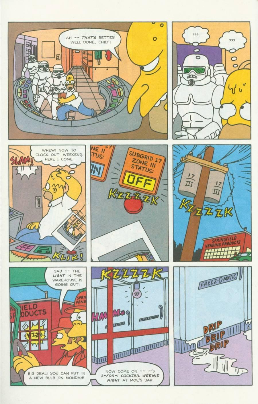 Read online Simpsons Comics comic -  Issue #4 - 13