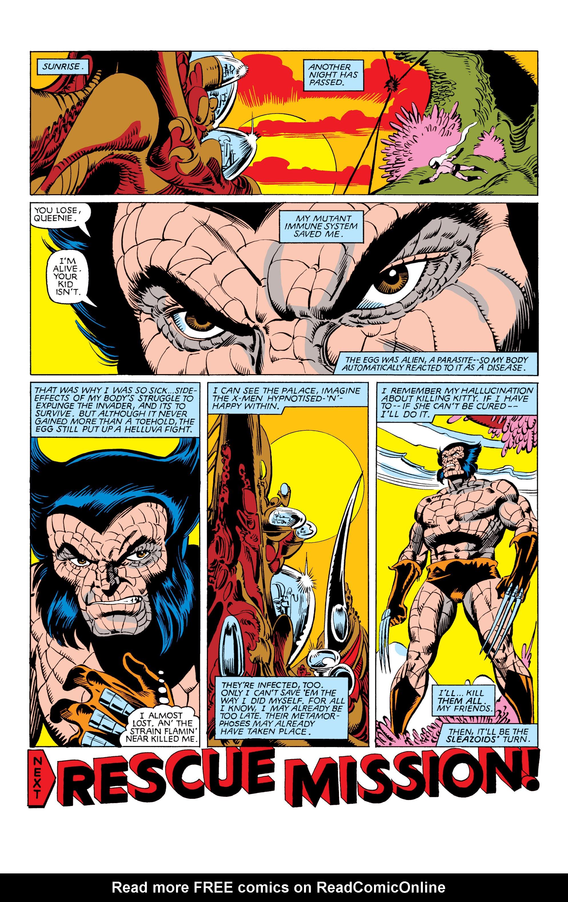 Read online Uncanny X-Men (1963) comic -  Issue #162 - 22