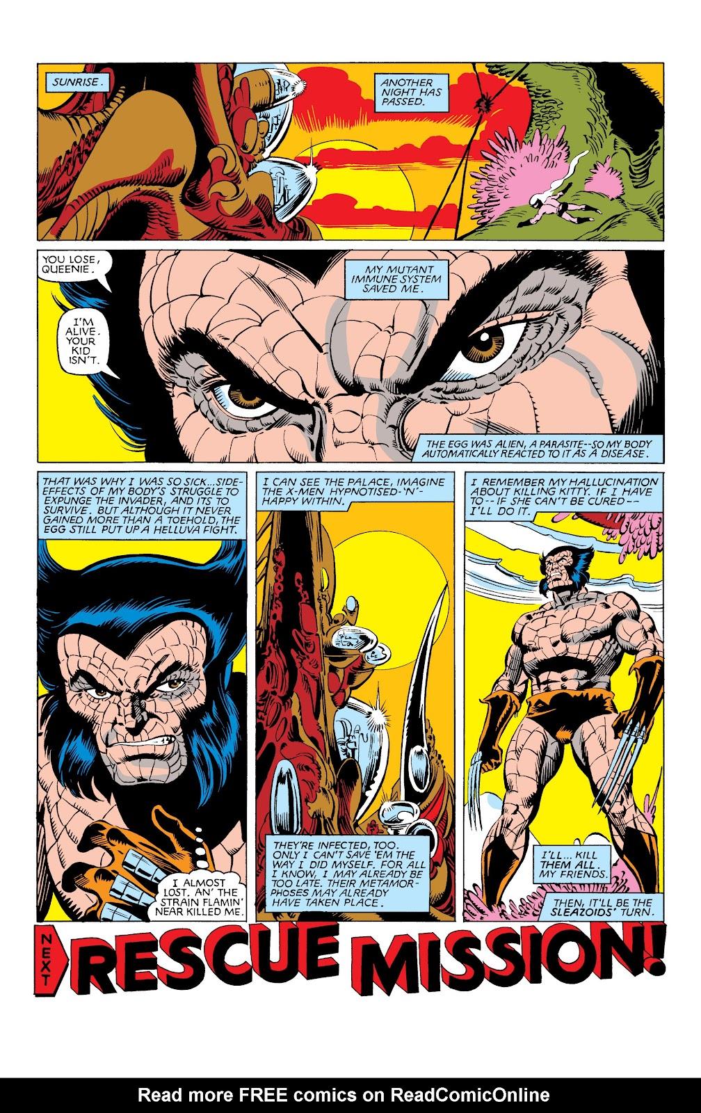 Uncanny X-Men (1963) issue 162 - Page 22