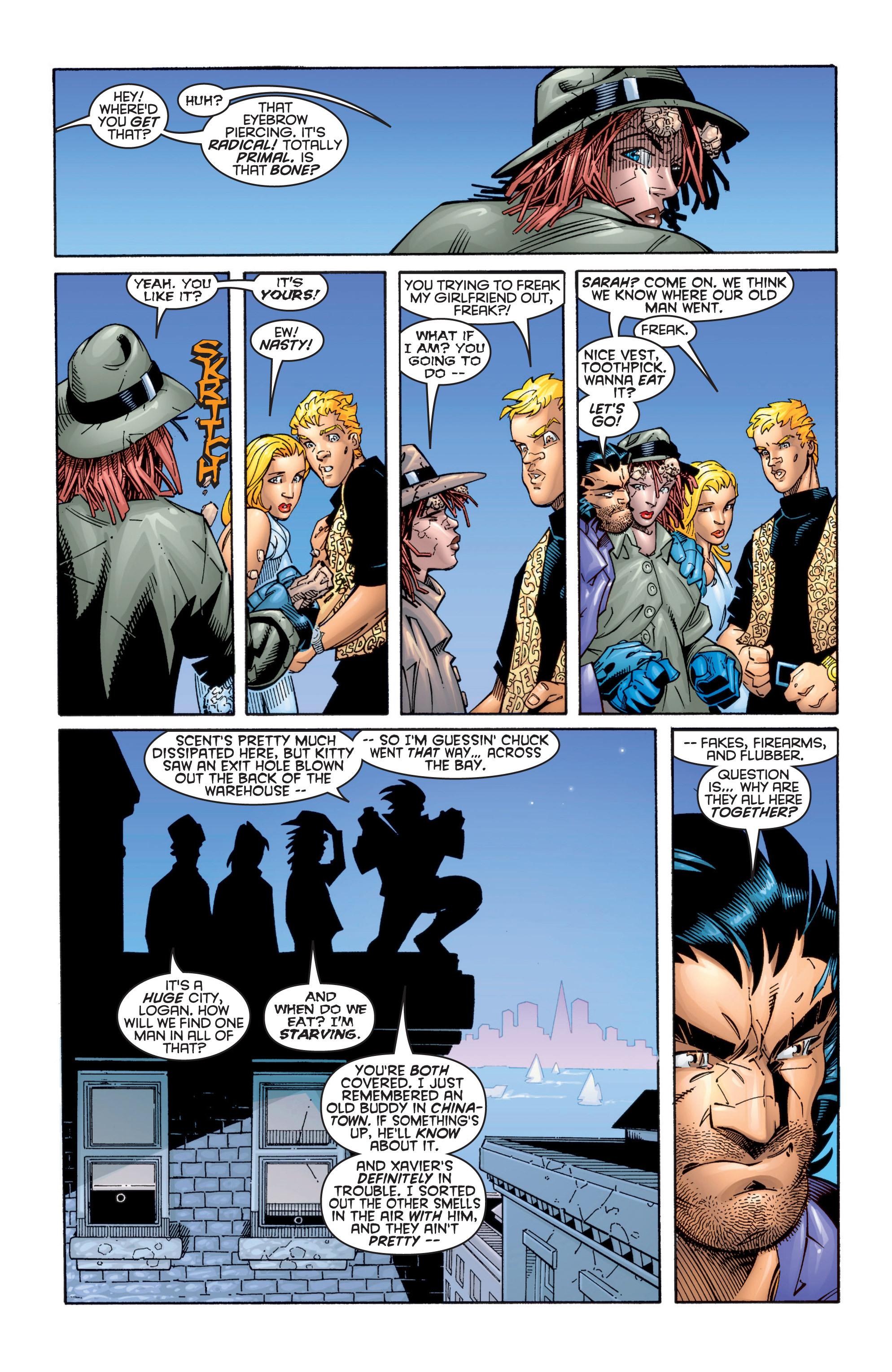 Read online Uncanny X-Men (1963) comic -  Issue #363 - 12