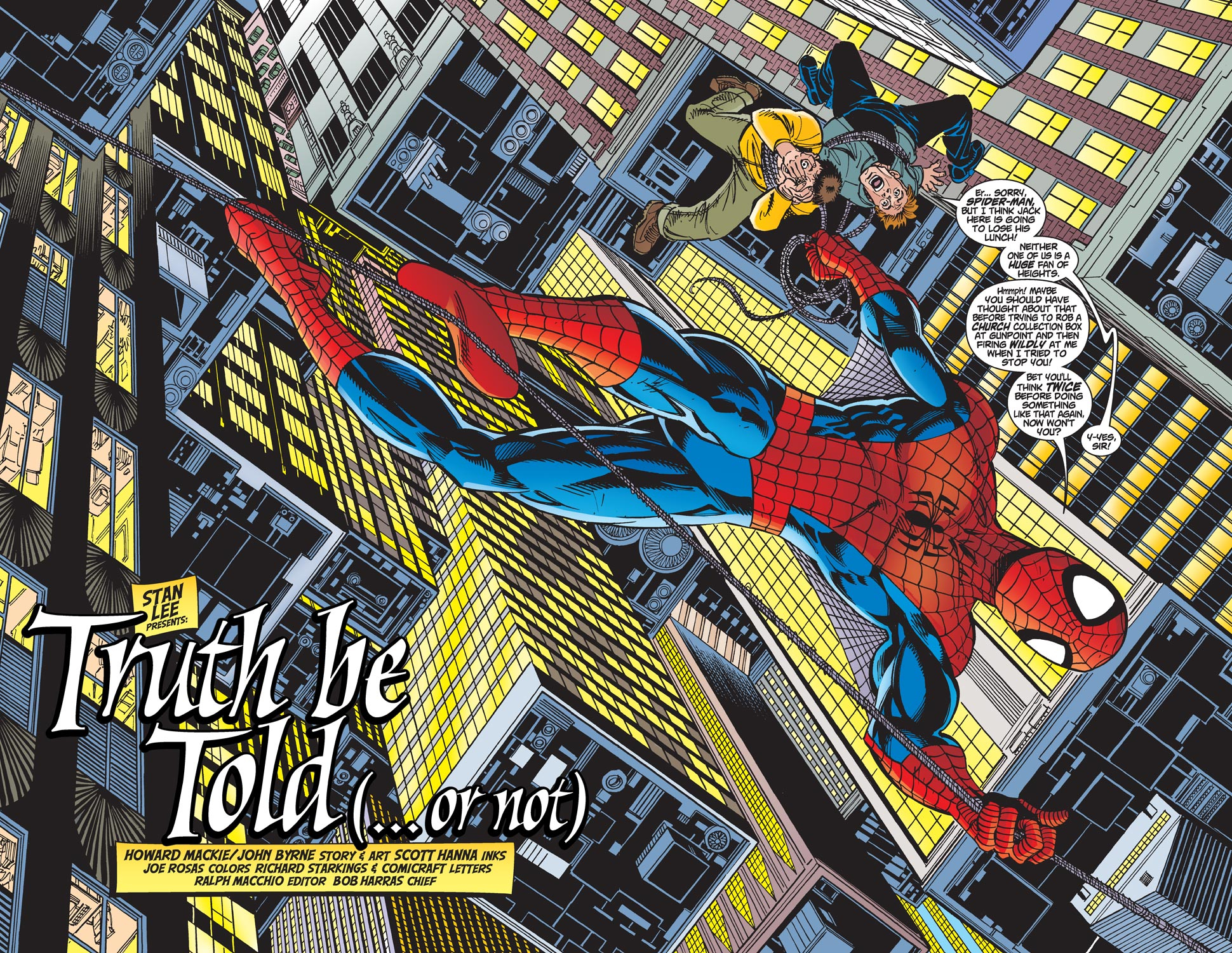 The Amazing Spider-Man (1999) 6 Page 2