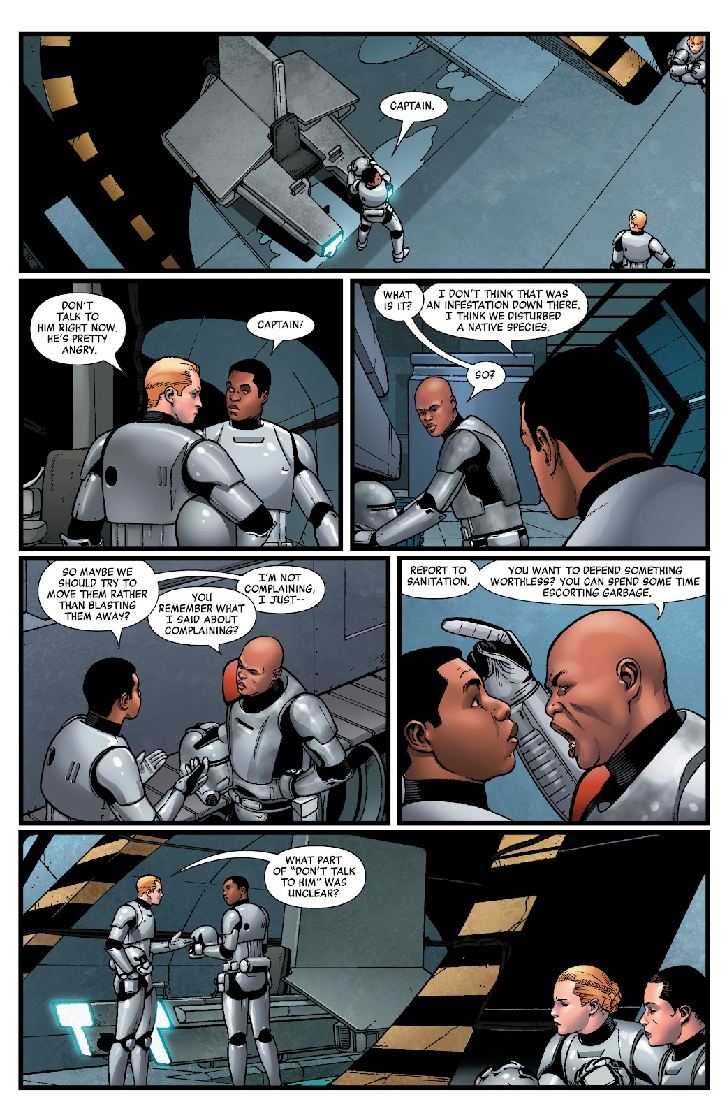Read online Star Wars: Age of Republic: Heroes comic -  Issue # TPB - 19