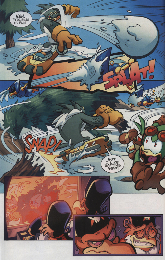 Read online Sonic Universe comic -  Issue #34 - 12