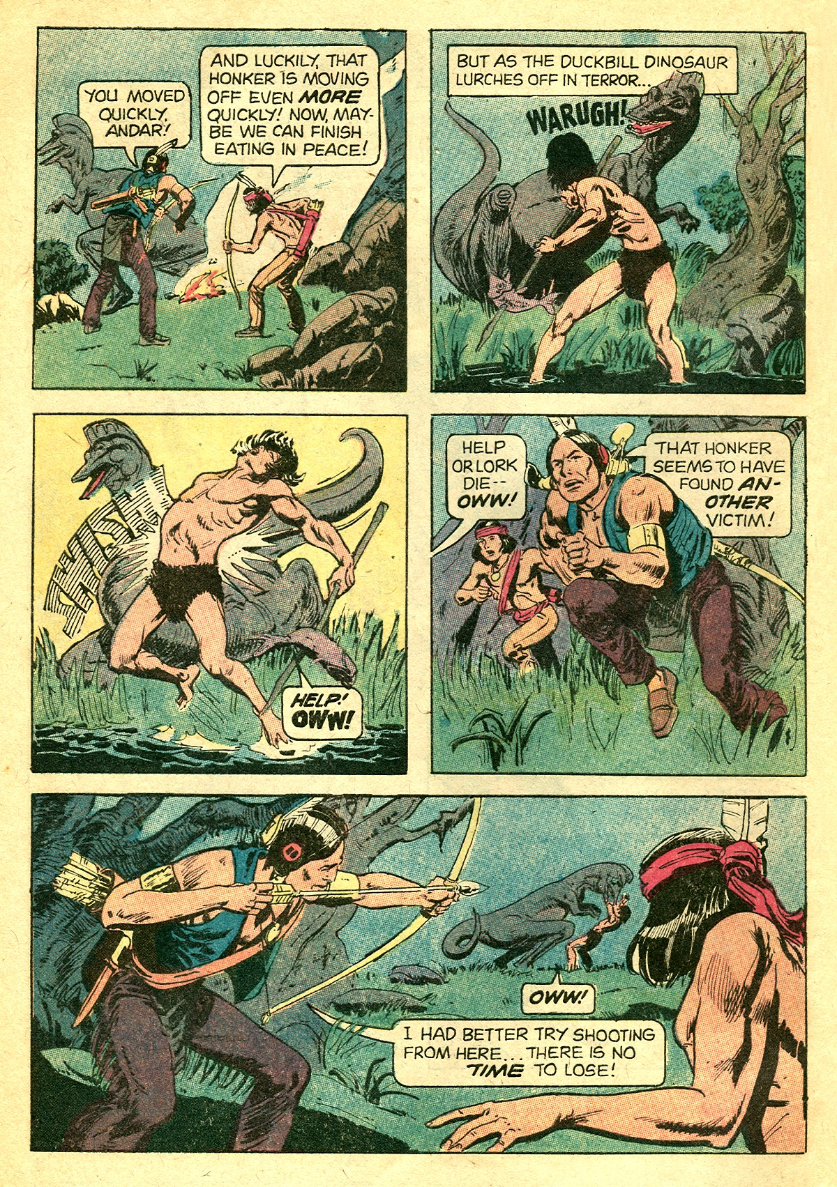 Read online Turok, Son of Stone comic -  Issue #127 - 4