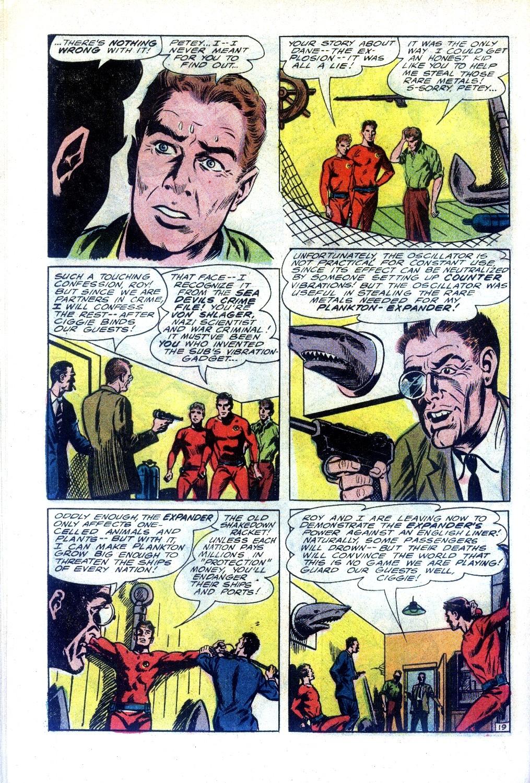Read online Sea Devils comic -  Issue #27 - 25